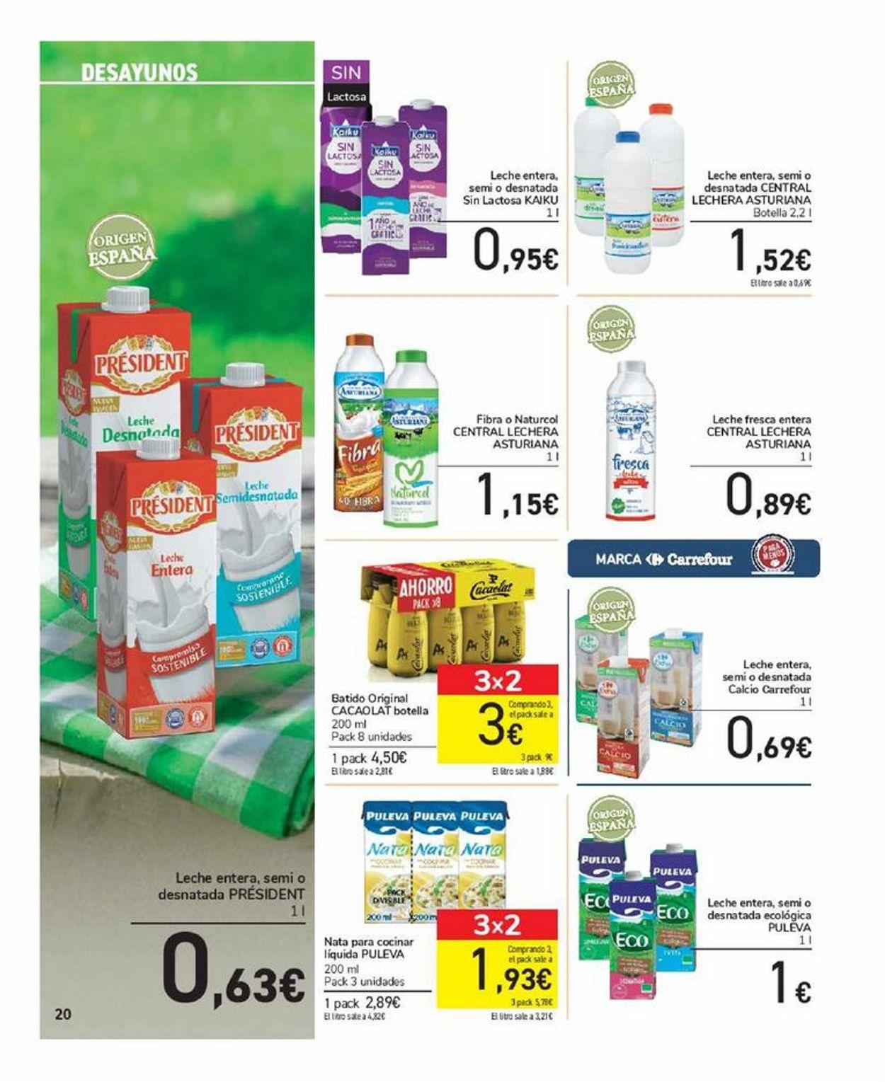 Carrefour Folleto - 17.06-29.06.2021 (Página 20)