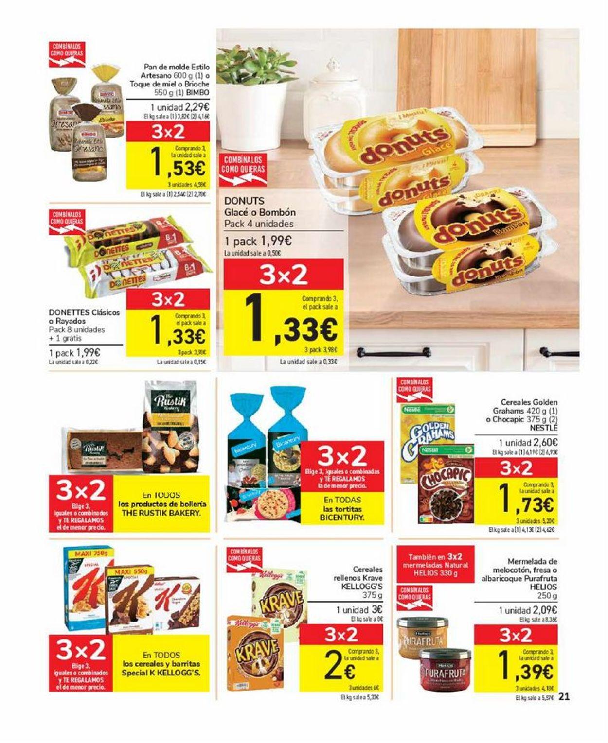 Carrefour Folleto - 17.06-29.06.2021 (Página 21)