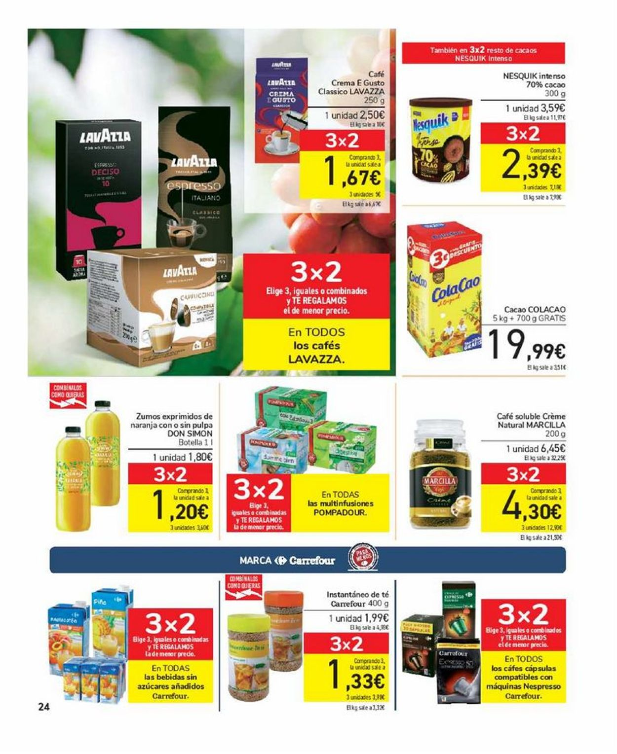 Carrefour Folleto - 17.06-29.06.2021 (Página 24)