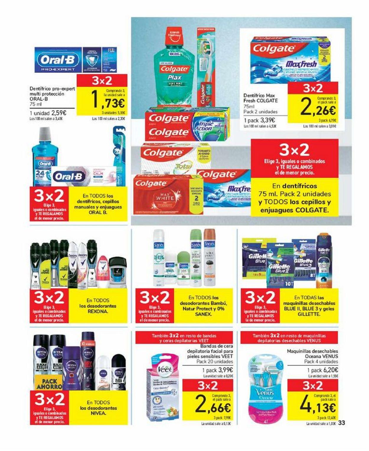 Carrefour Folleto - 17.06-29.06.2021 (Página 33)