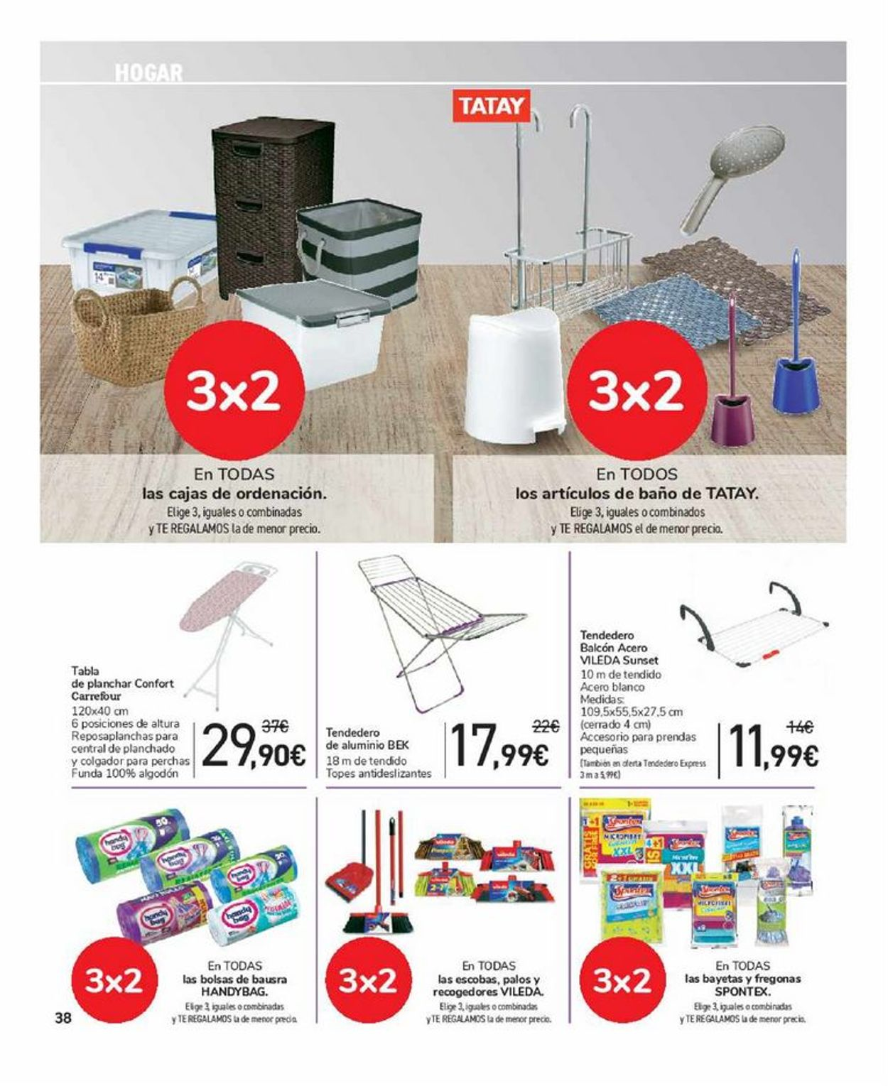 Carrefour Folleto - 17.06-29.06.2021 (Página 38)