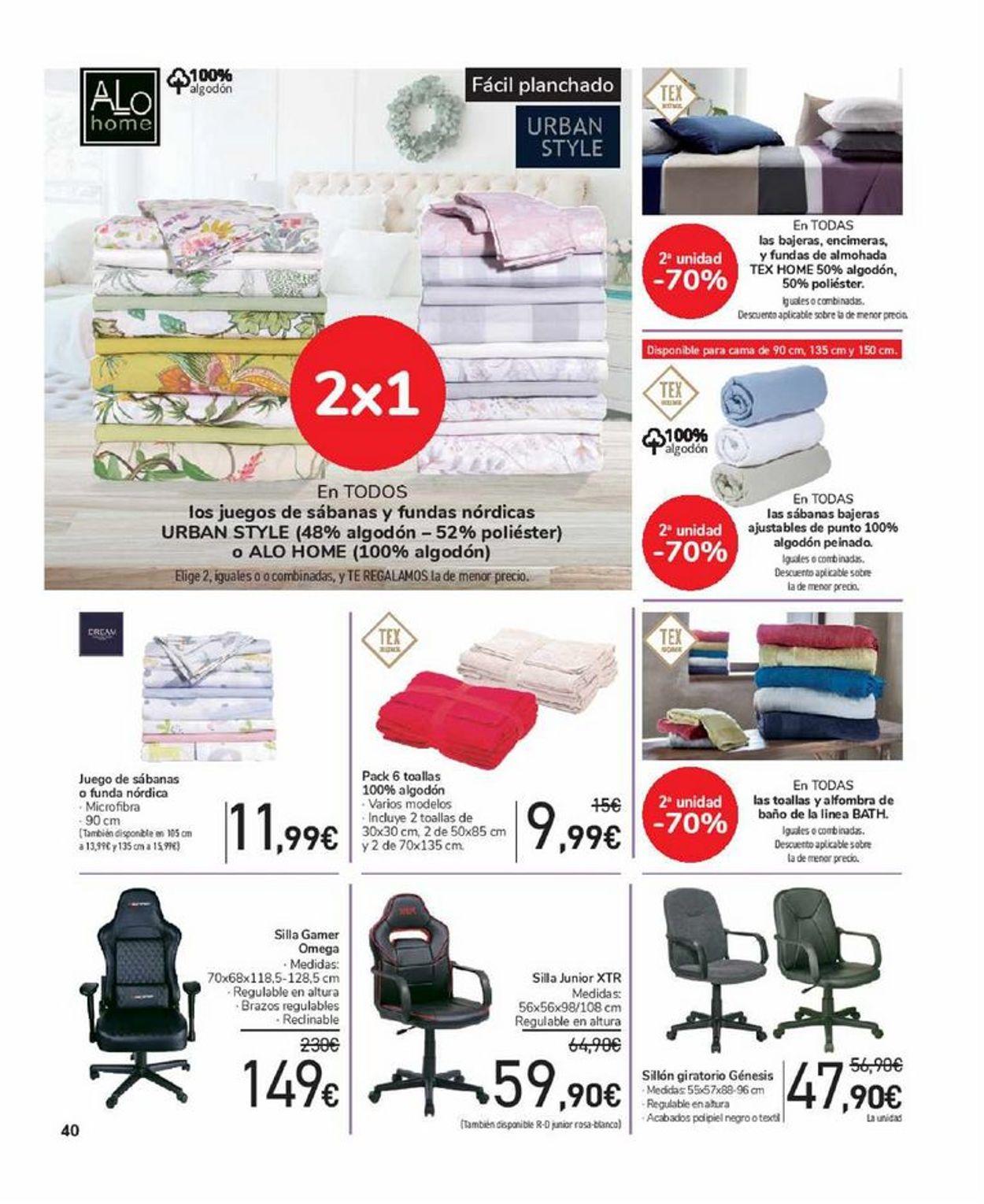 Carrefour Folleto - 17.06-29.06.2021 (Página 40)