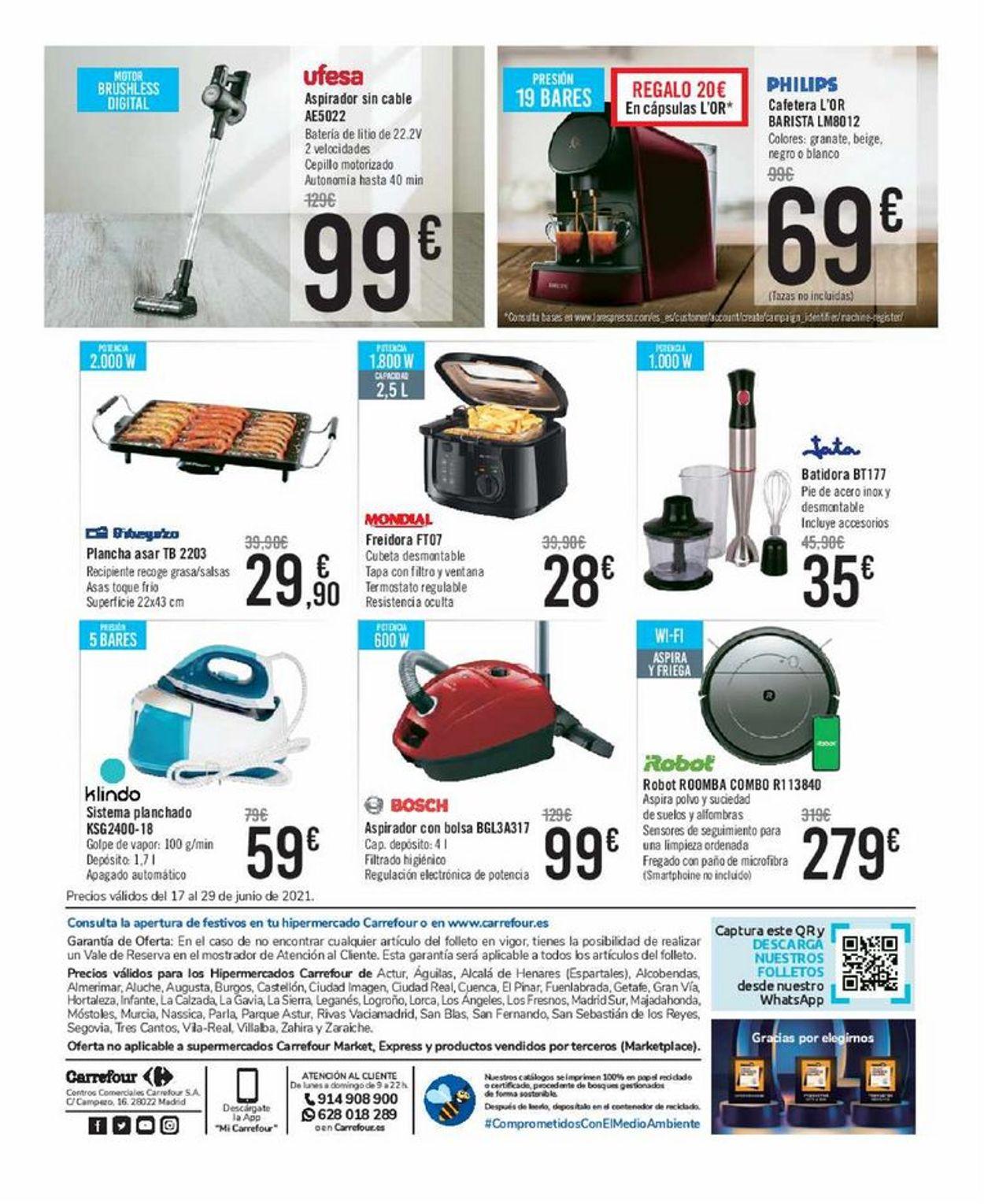 Carrefour Folleto - 17.06-29.06.2021 (Página 53)
