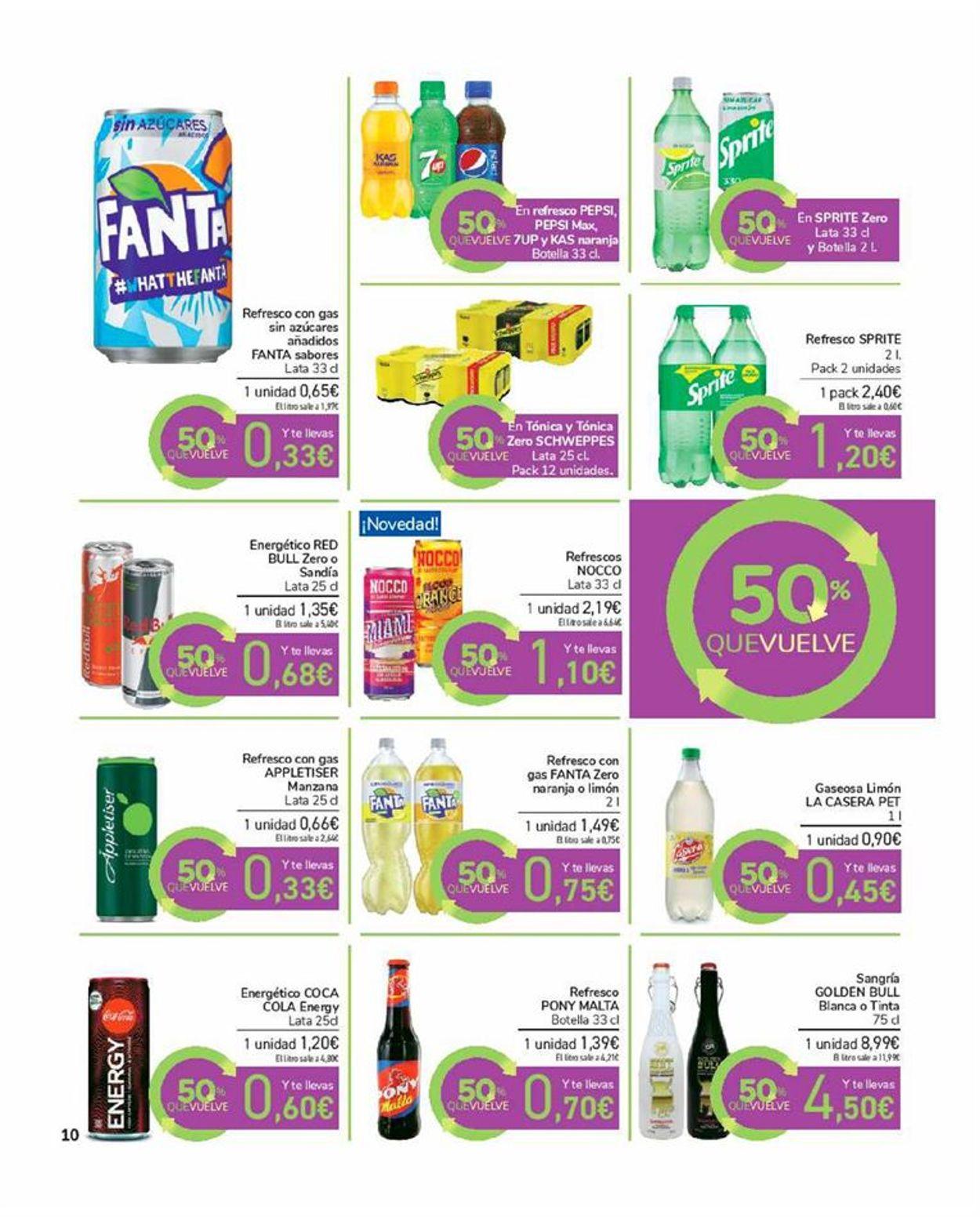 Carrefour Folleto - 17.06-29.06.2021 (Página 10)