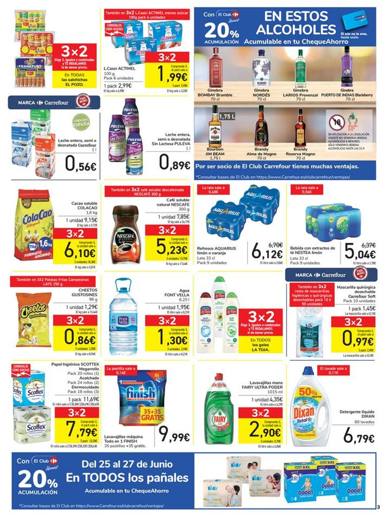 Carrefour Folleto - 22.06-29.06.2021 (Página 3)