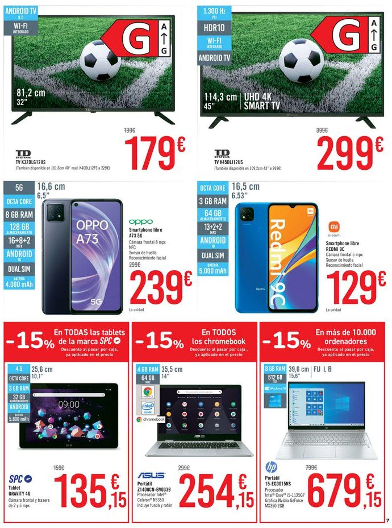 Carrefour Folleto - 22.06-29.06.2021 (Página 7)