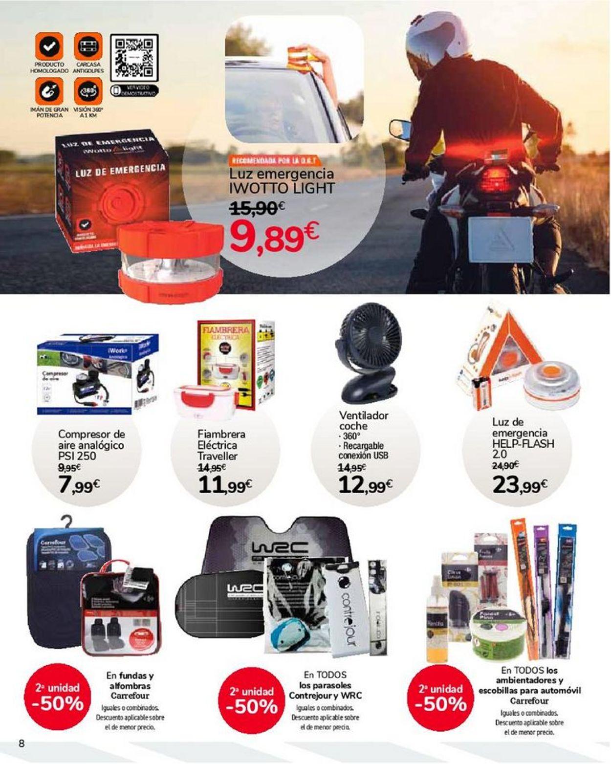 Carrefour Folleto - 22.06-22.07.2021 (Página 8)