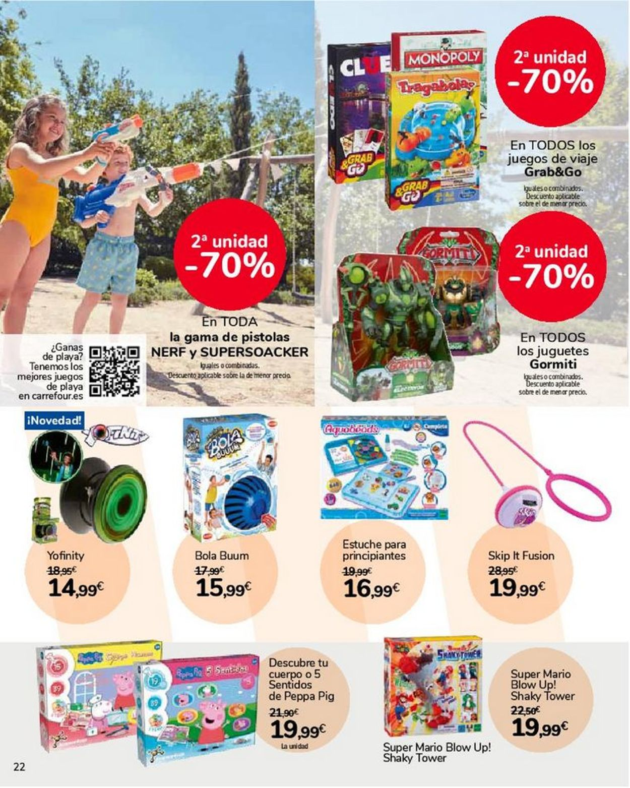 Carrefour Folleto - 22.06-22.07.2021 (Página 22)