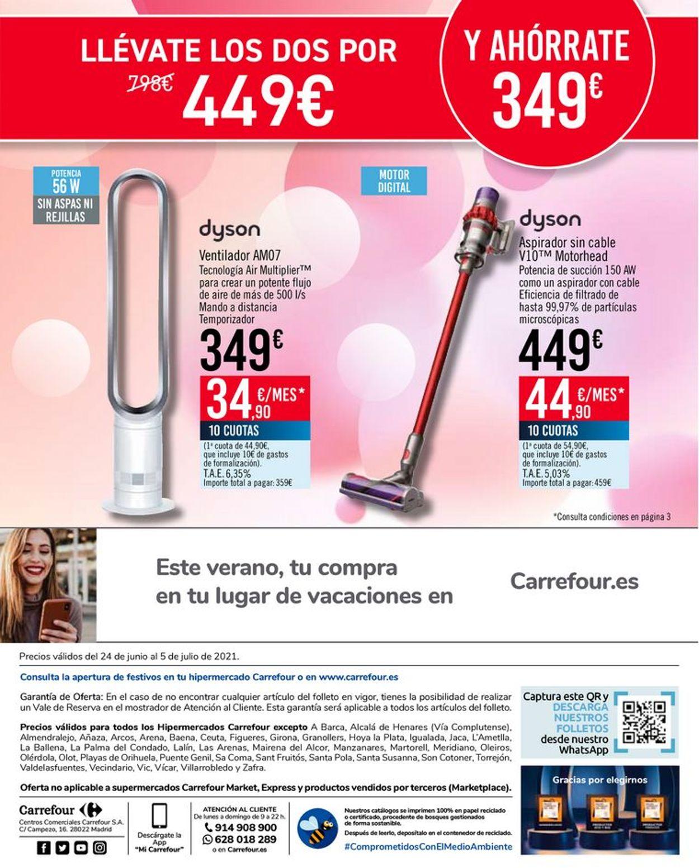Carrefour Folleto - 24.06-05.07.2021 (Página 24)
