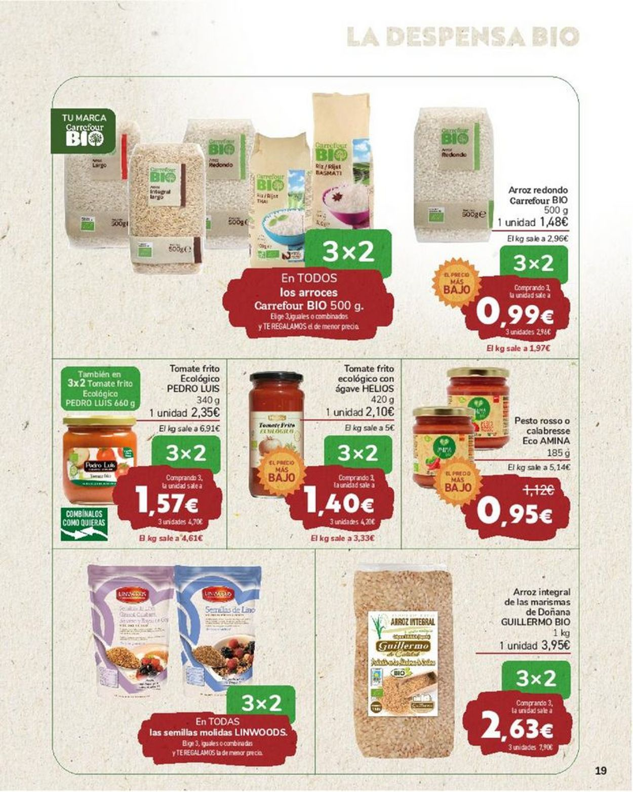 Carrefour Folleto - 25.06-14.07.2021 (Página 19)