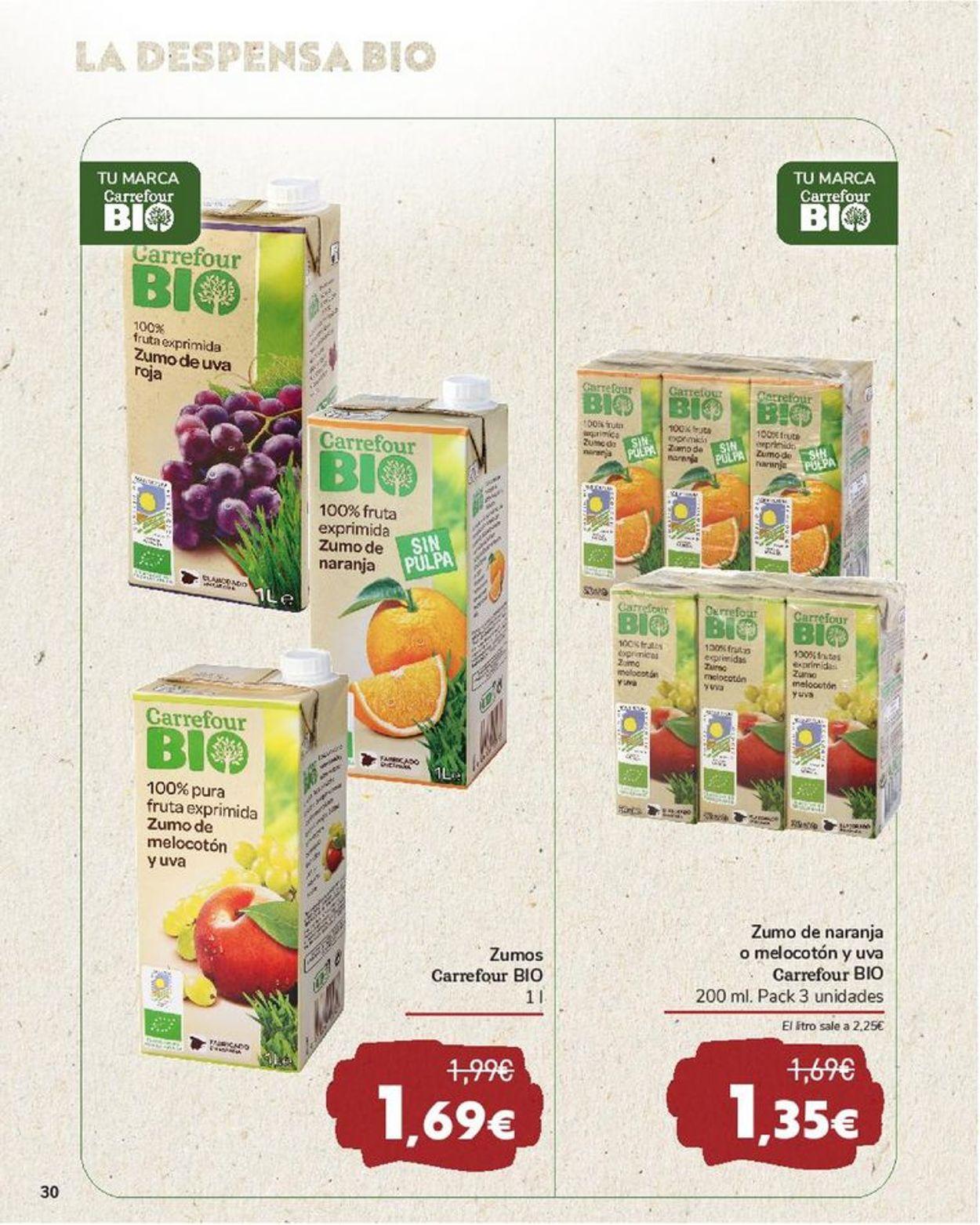 Carrefour Folleto - 25.06-14.07.2021 (Página 30)
