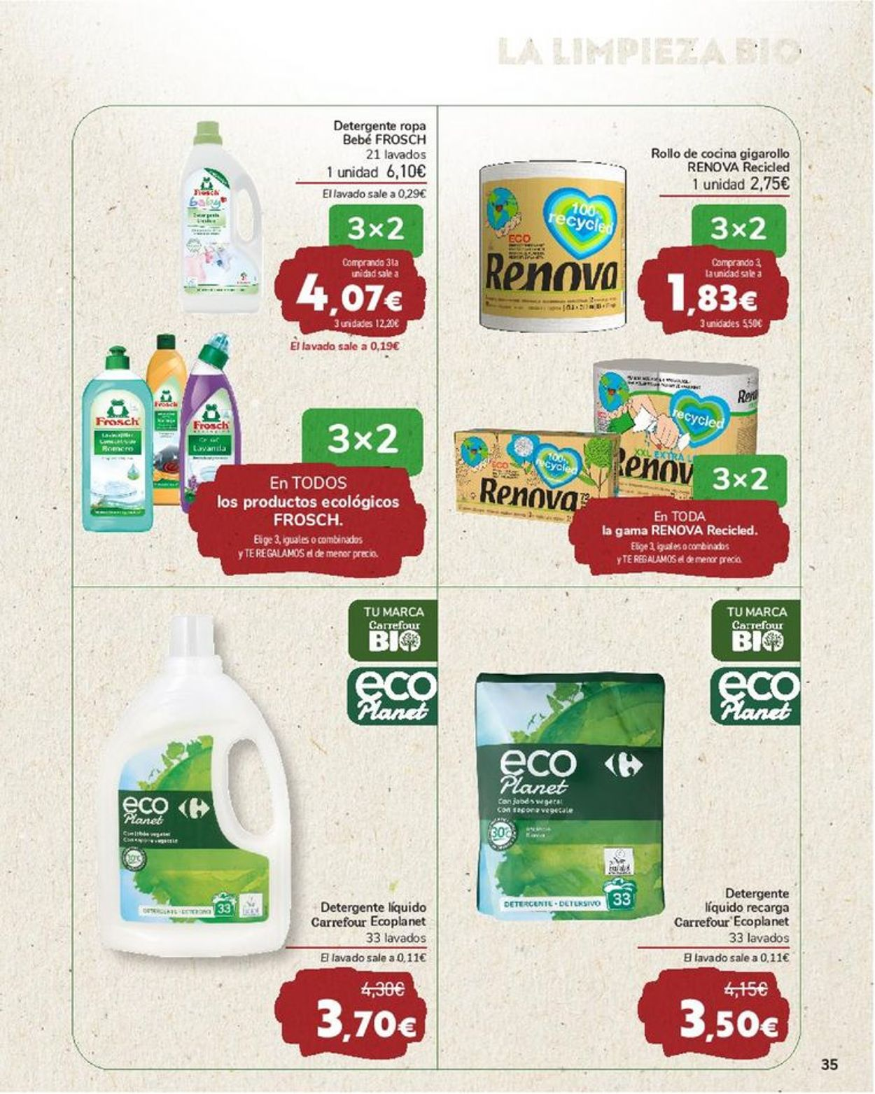 Carrefour Folleto - 25.06-14.07.2021 (Página 35)