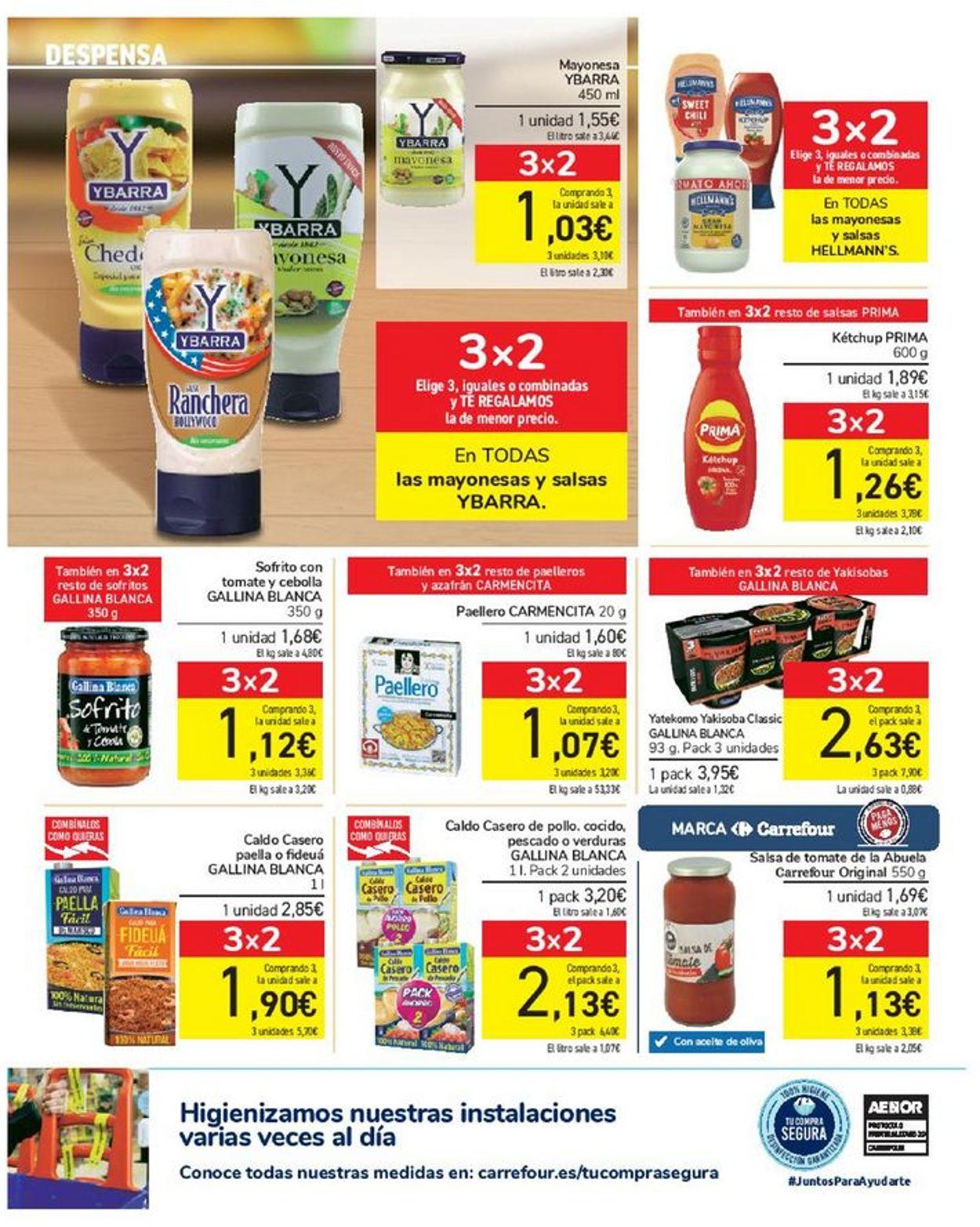 Carrefour Folleto - 30.06-15.07.2021 (Página 14)