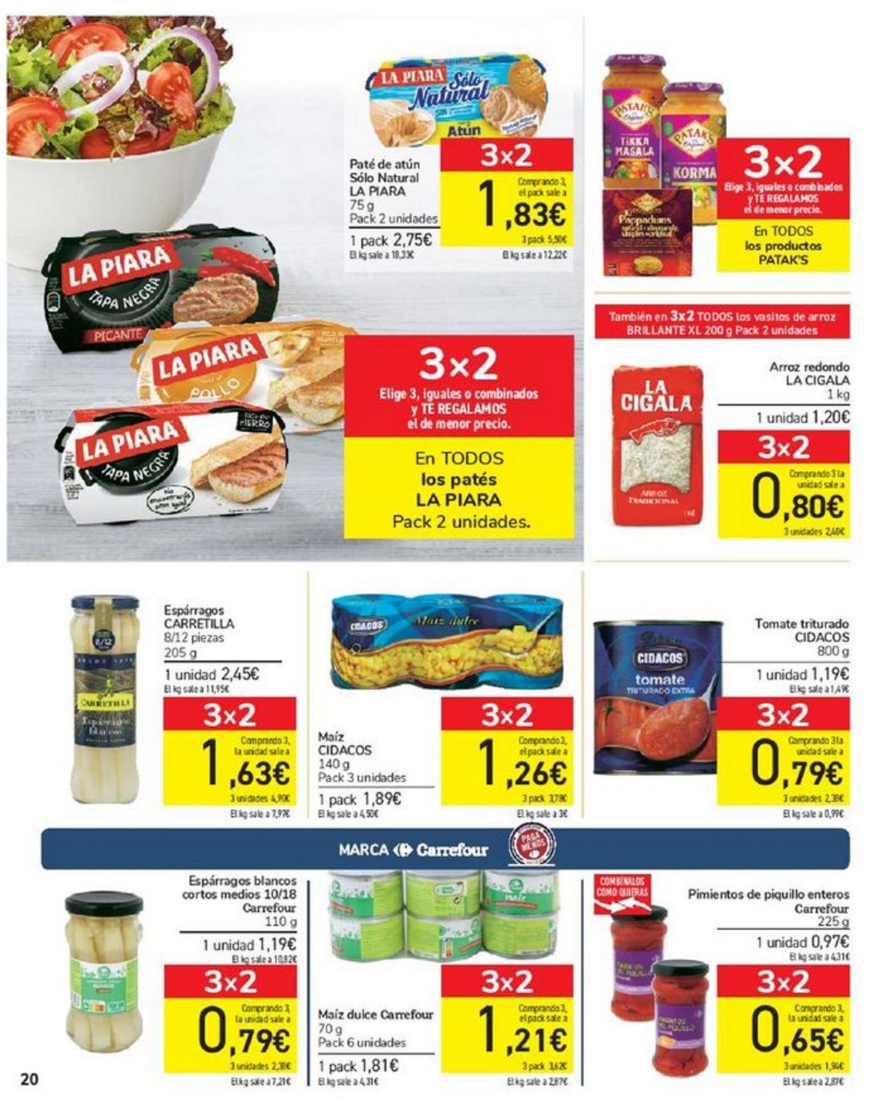 Carrefour Folleto - 30.06-15.07.2021 (Página 20)