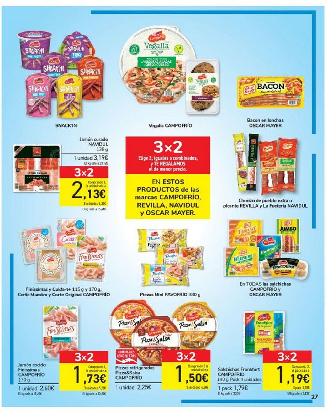 Carrefour Folleto - 30.06-15.07.2021 (Página 27)