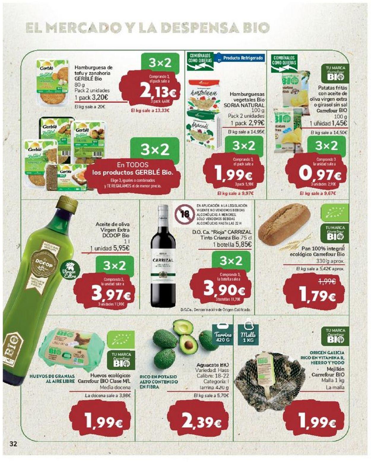 Carrefour Folleto - 30.06-15.07.2021 (Página 32)