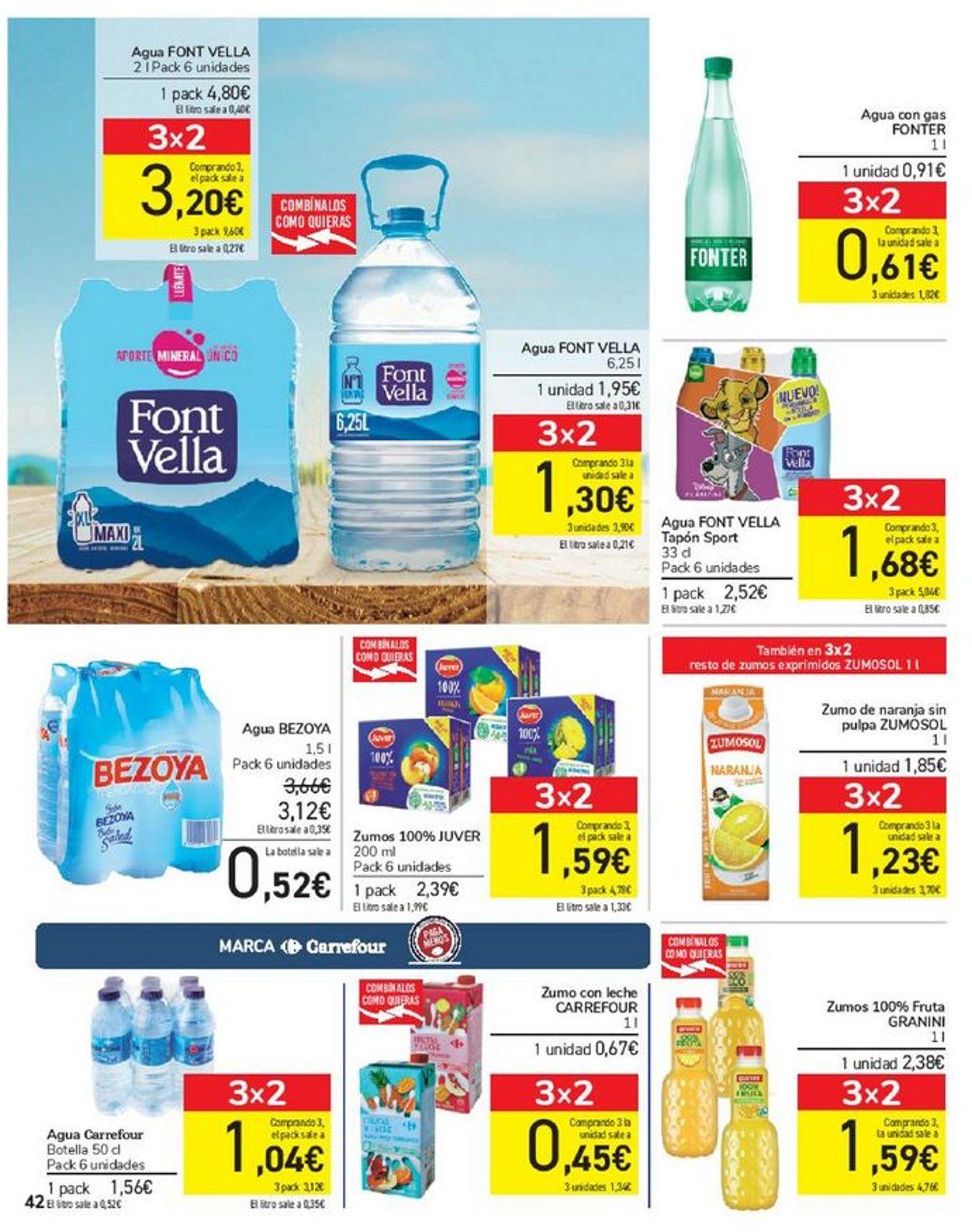 Carrefour Folleto - 30.06-15.07.2021 (Página 42)