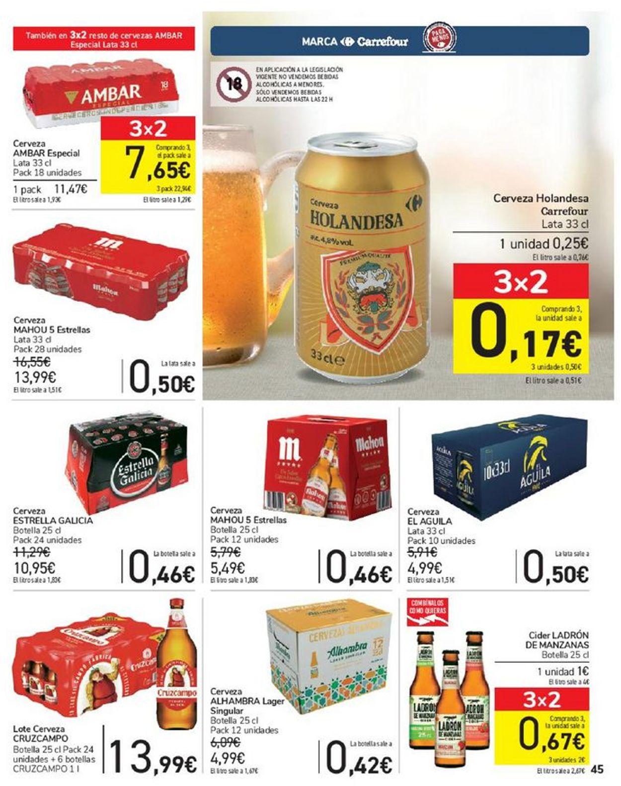 Carrefour Folleto - 30.06-15.07.2021 (Página 45)