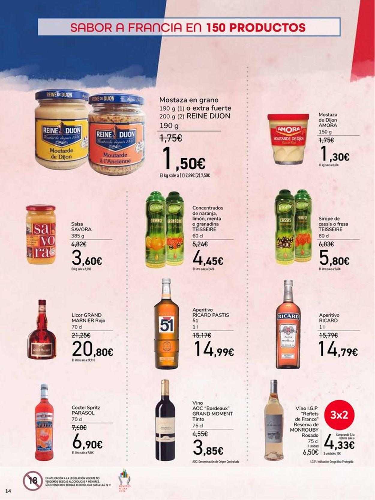 Carrefour Folleto - 30.06-31.08.2021 (Página 14)