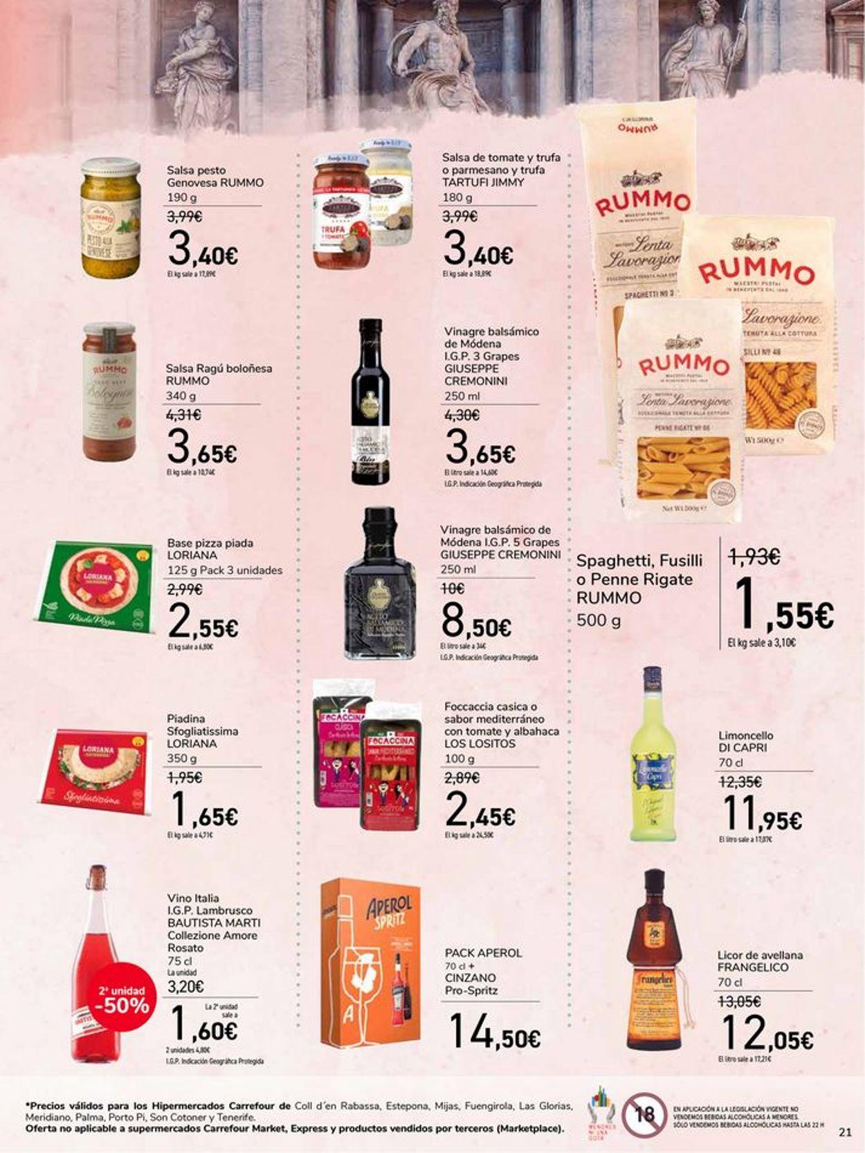 Carrefour Folleto - 30.06-31.08.2021 (Página 21)