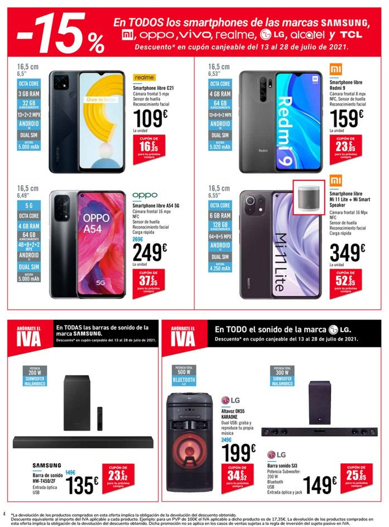 Carrefour Folleto - 06.07-12.07.2021 (Página 4)