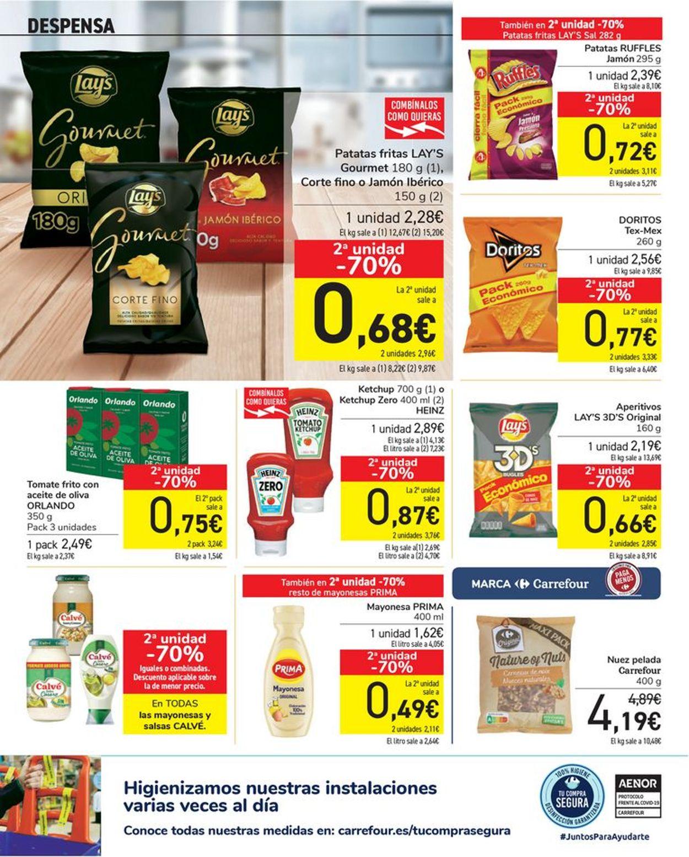 Carrefour Folleto - 16.07-28.07.2021 (Página 10)