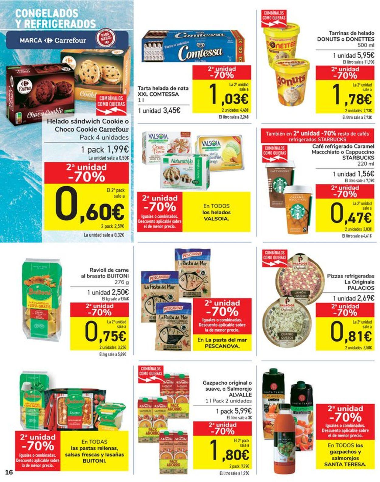 Carrefour Folleto - 16.07-28.07.2021 (Página 16)