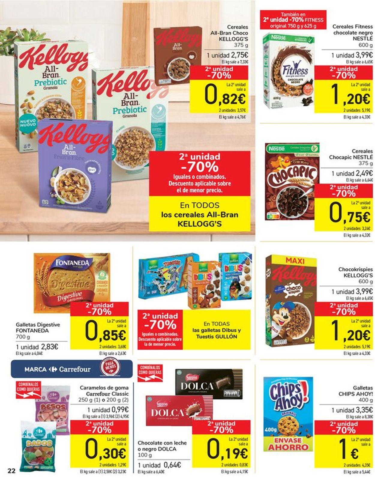 Carrefour Folleto - 16.07-28.07.2021 (Página 22)