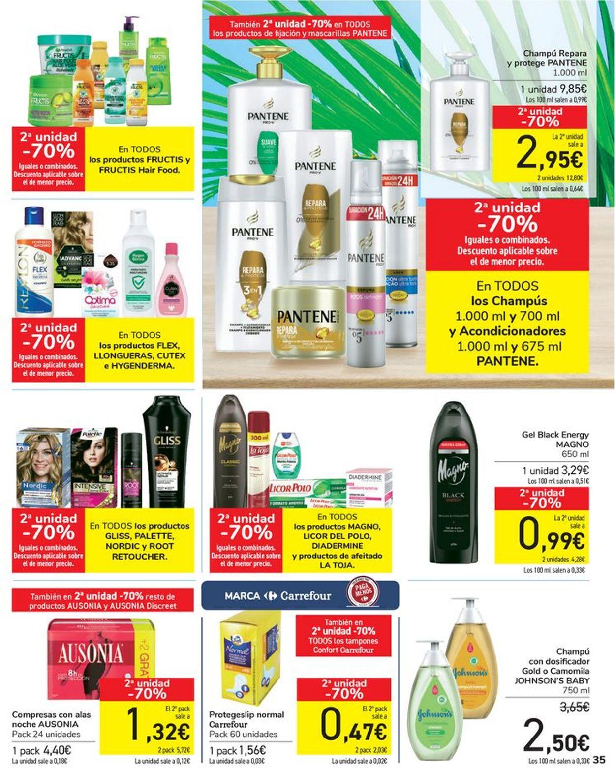 Carrefour Folleto - 16.07-28.07.2021 (Página 35)