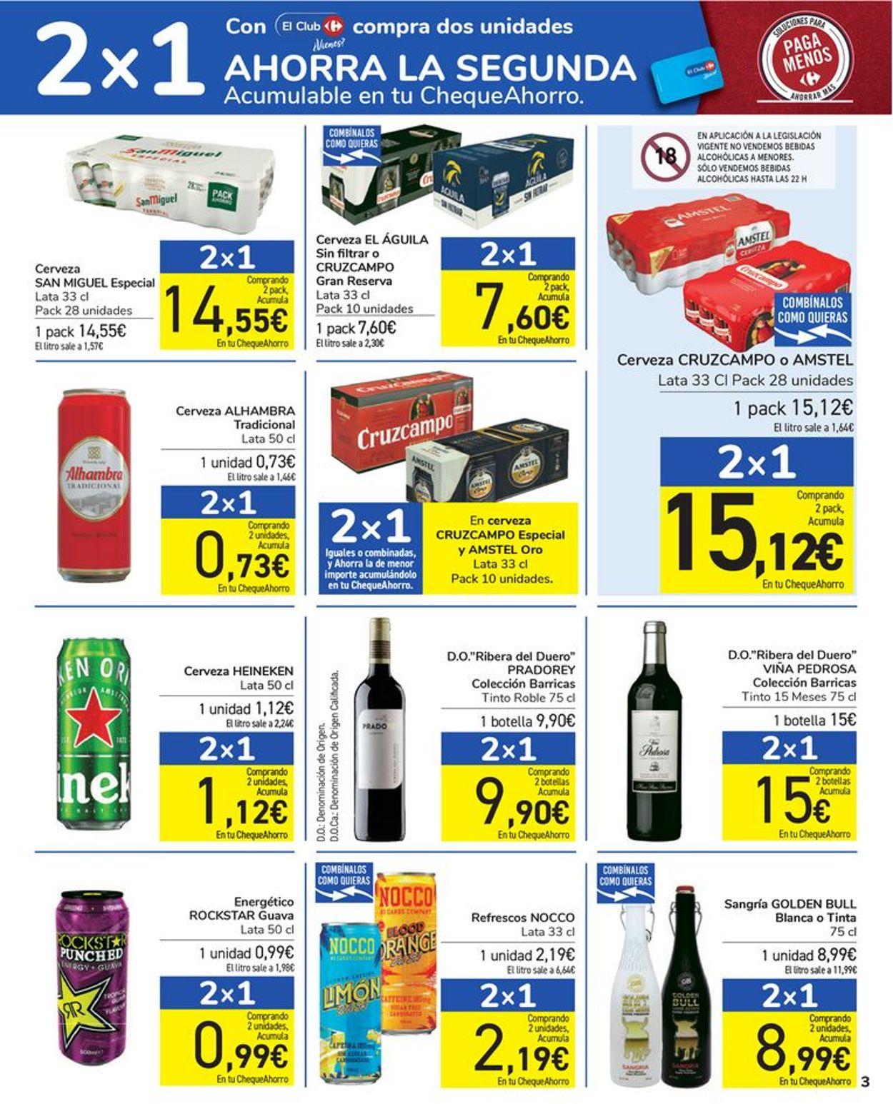 Carrefour Folleto - 16.07-28.07.2021 (Página 3)