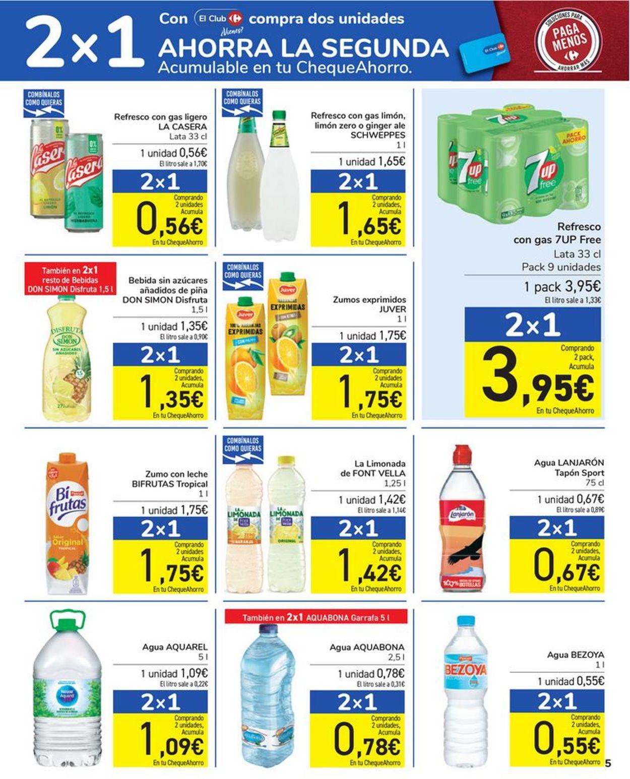 Carrefour Folleto - 16.07-28.07.2021 (Página 5)