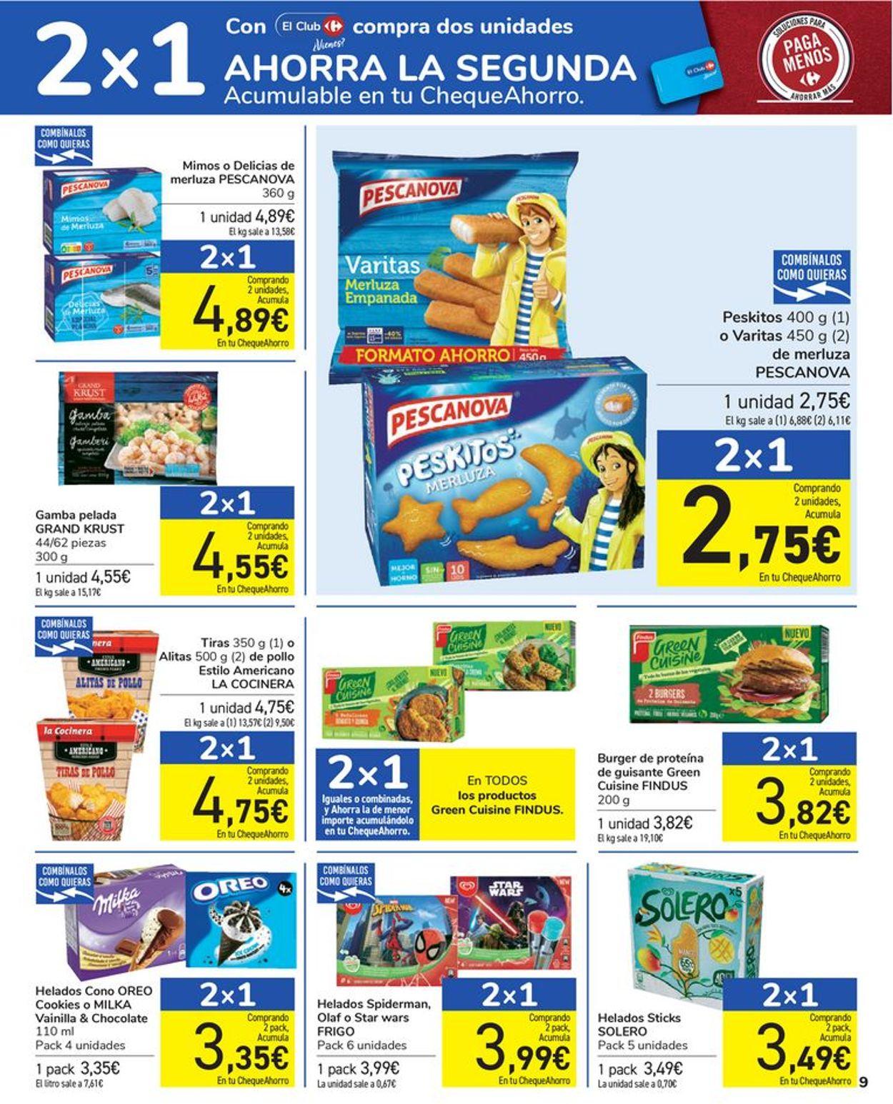 Carrefour Folleto - 16.07-28.07.2021 (Página 9)