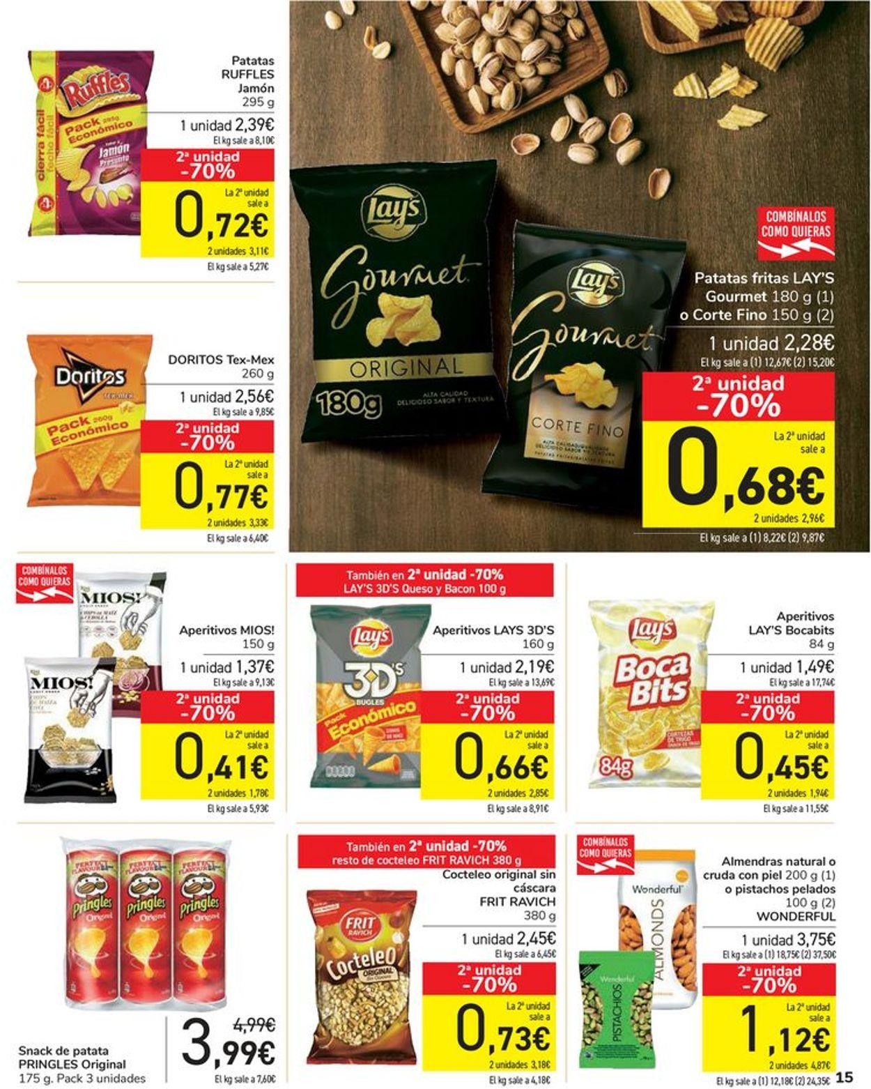 Carrefour Folleto - 29.07-11.08.2021 (Página 15)
