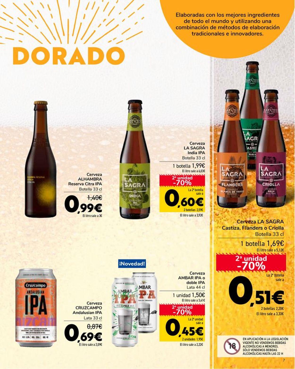 Carrefour Folleto - 29.07-11.08.2021 (Página 7)