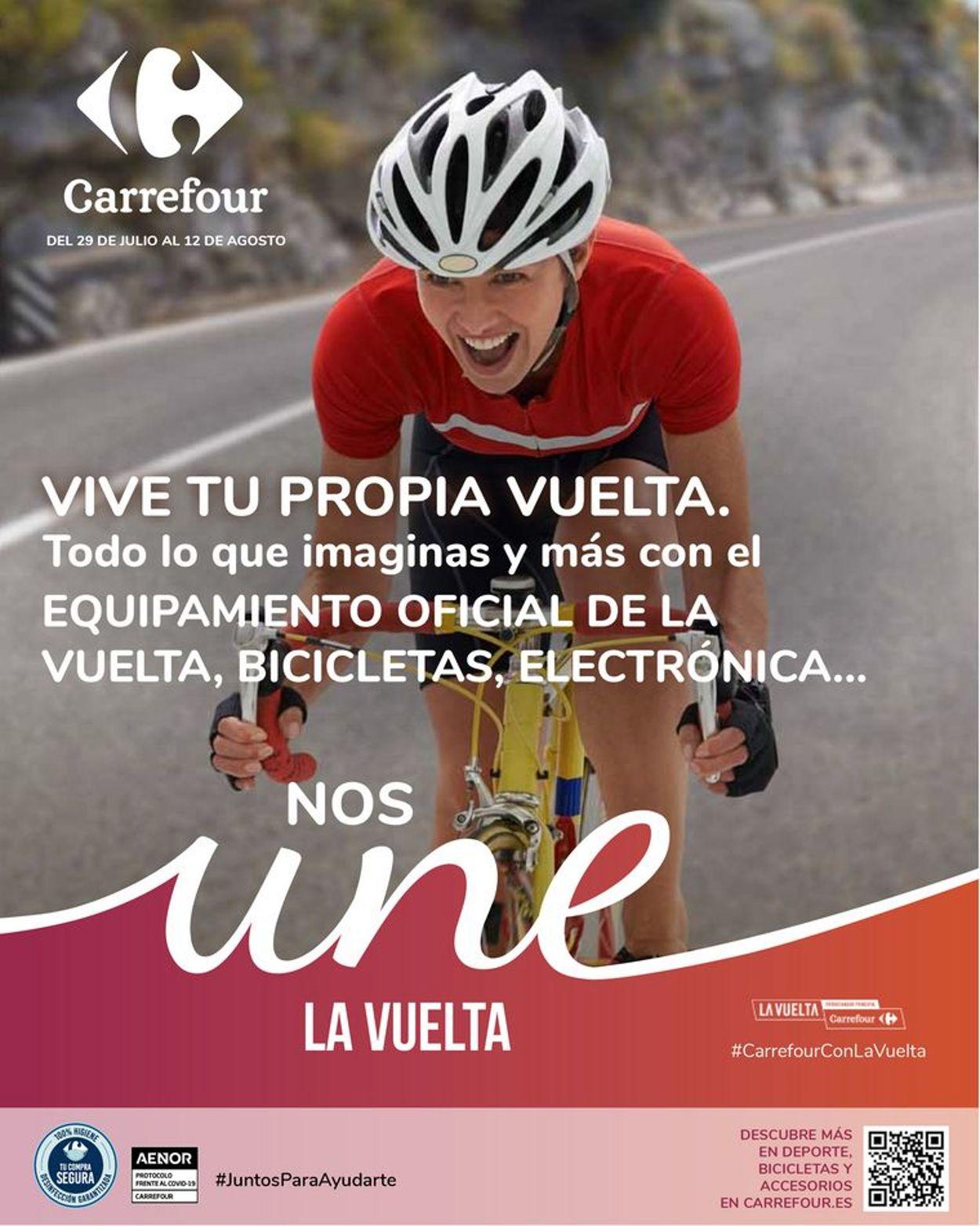Carrefour Folleto - 29.07-12.08.2021