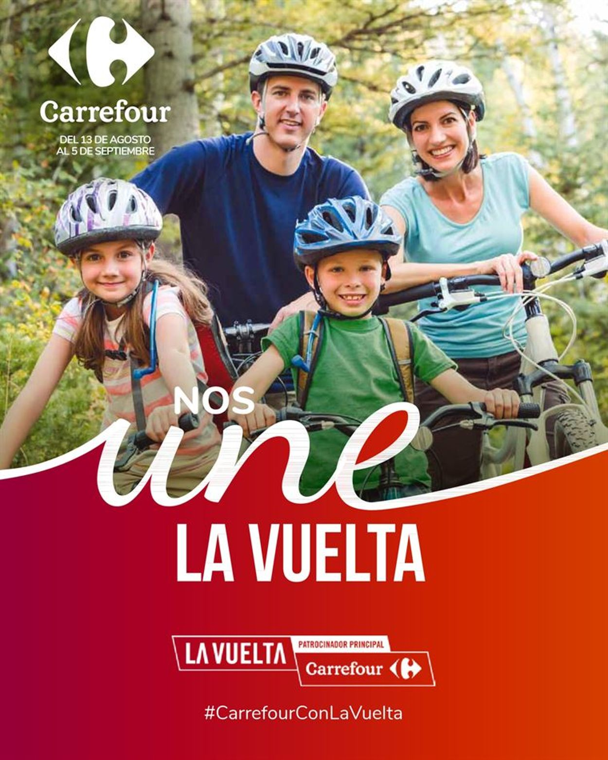 Carrefour Folleto - 13.08-05.09.2021