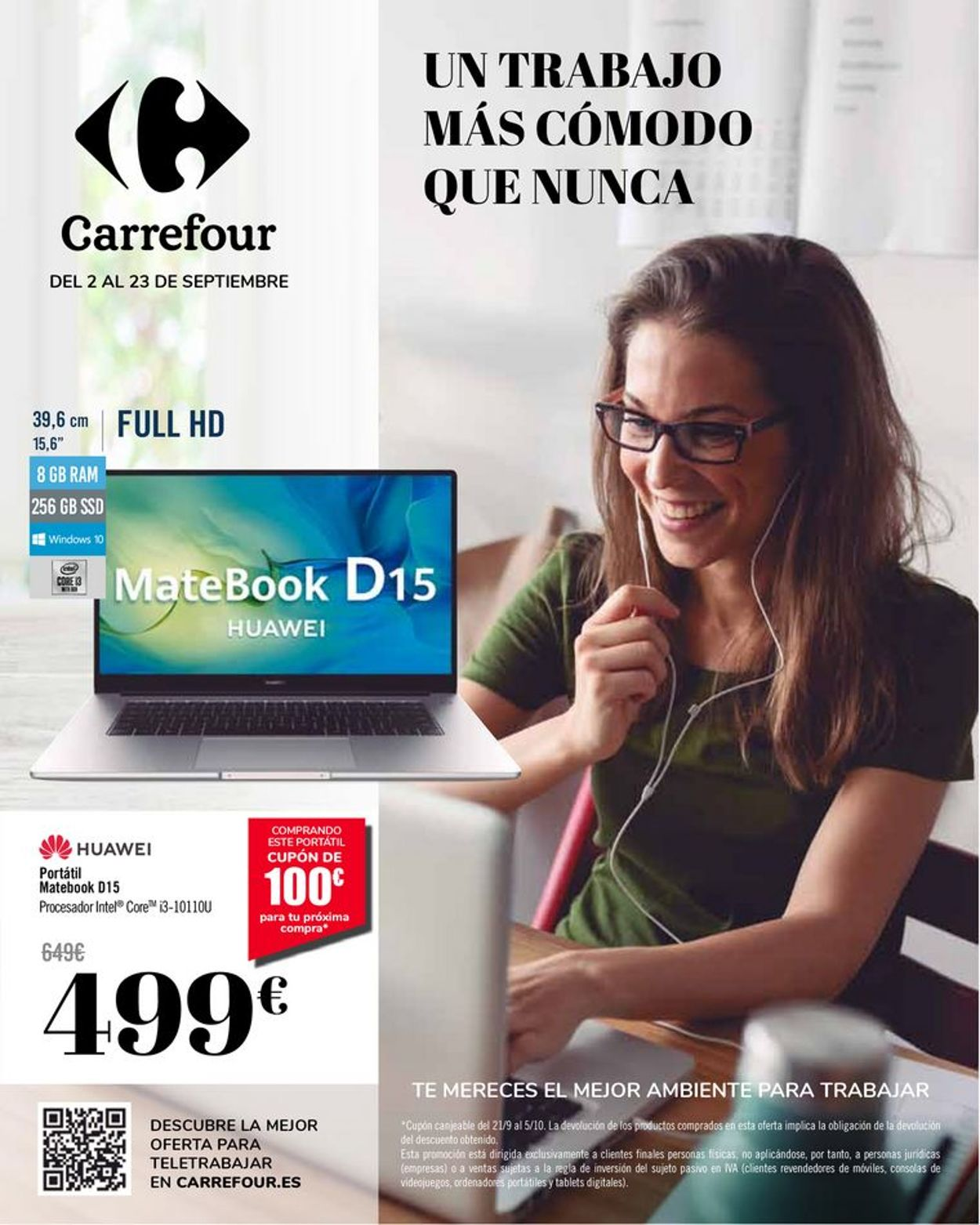 Carrefour Folleto - 02.09-23.09.2021