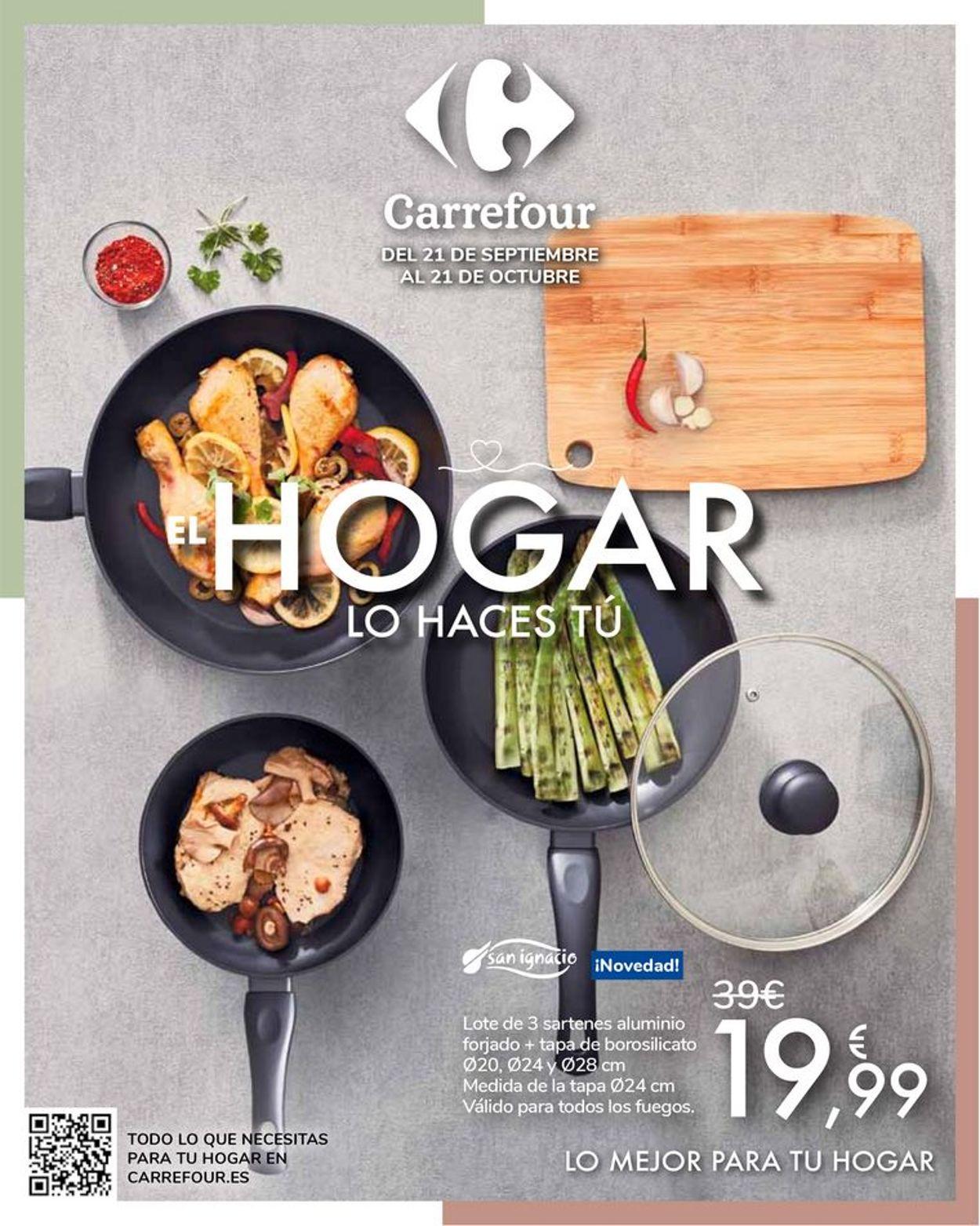 Carrefour Folleto - 21.09-21.10.2021