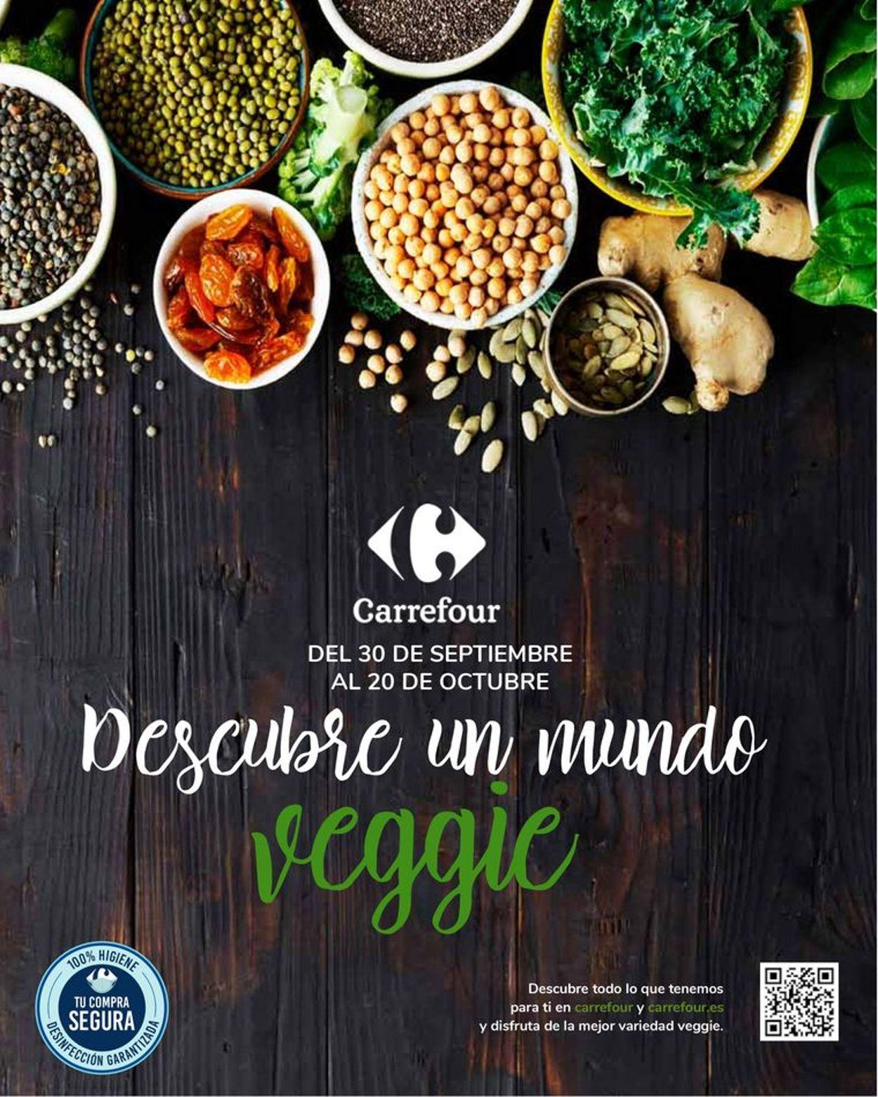 Carrefour Folleto - 30.09-20.10.2021