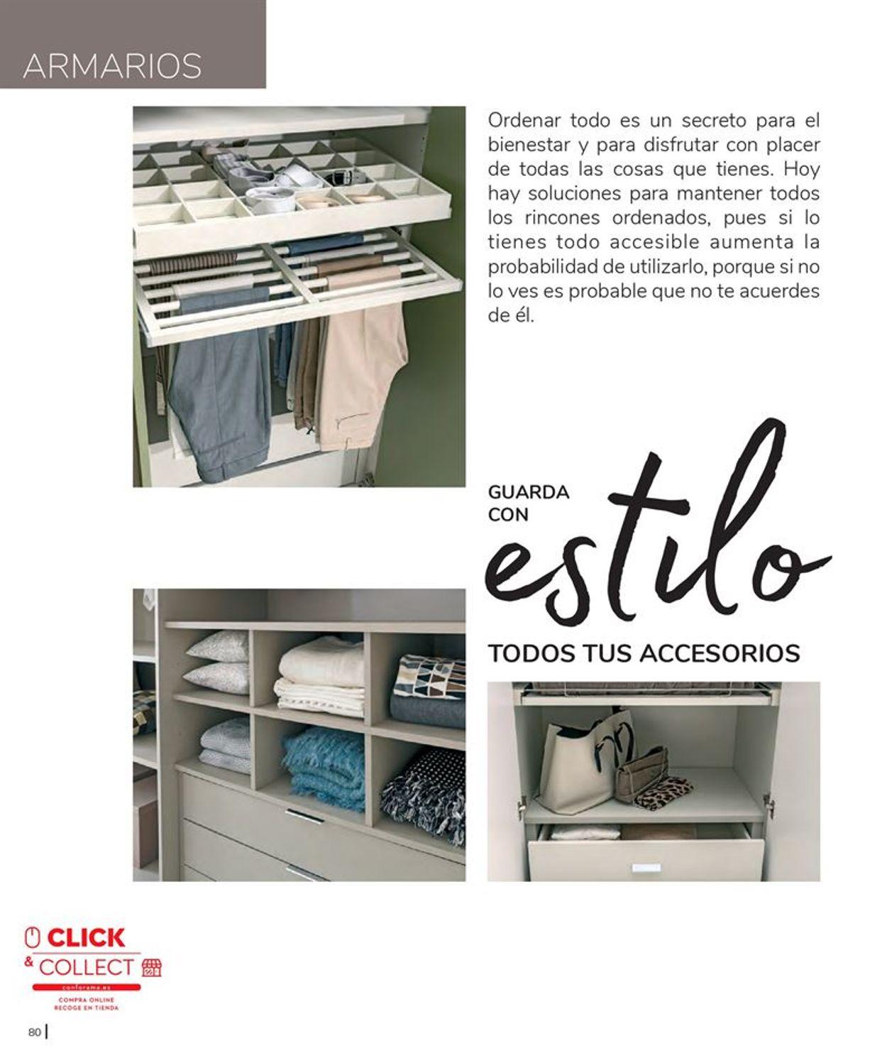 Conforama Folleto - 01.08-31.03.2020 (Página 80)