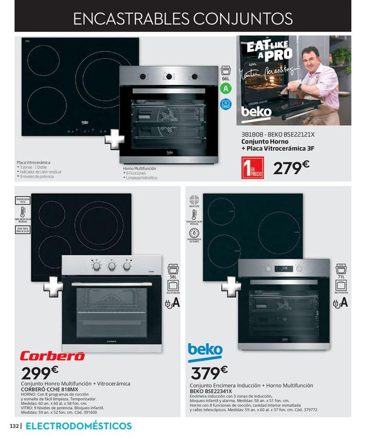 Conforama Folleto - 22.10-30.01.2020 (Página 132)
