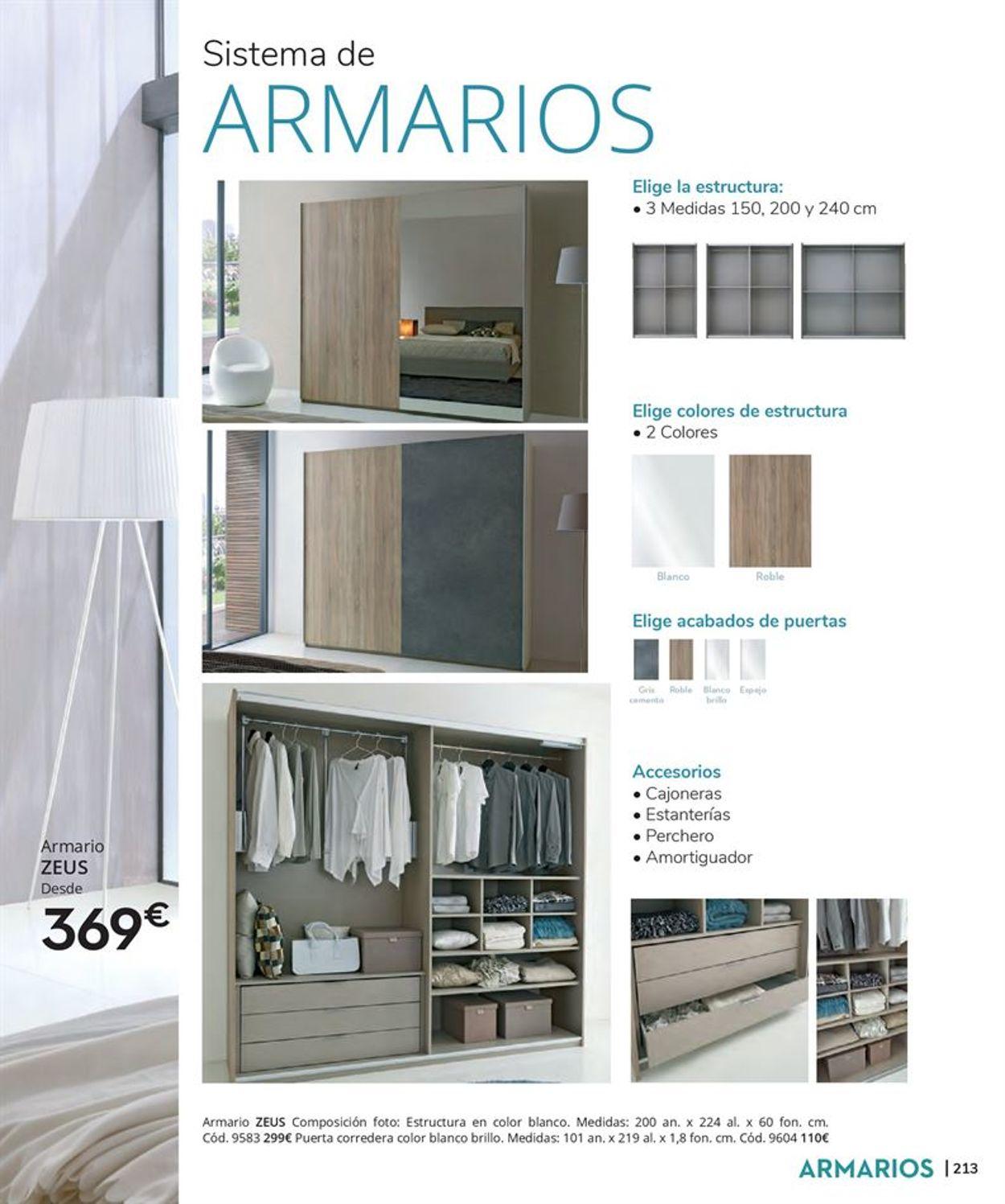 Conforama Folleto - 22.10-30.01.2020 (Página 213)