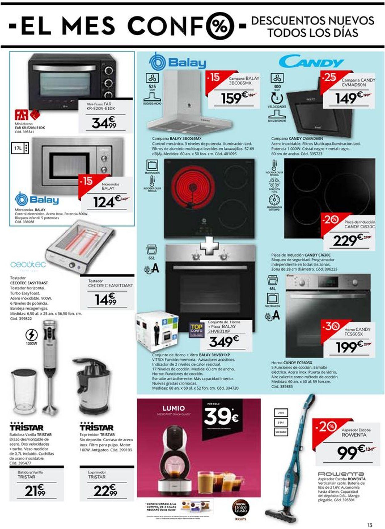 Conforama Folleto - 27.02-26.03.2020 (Página 13)