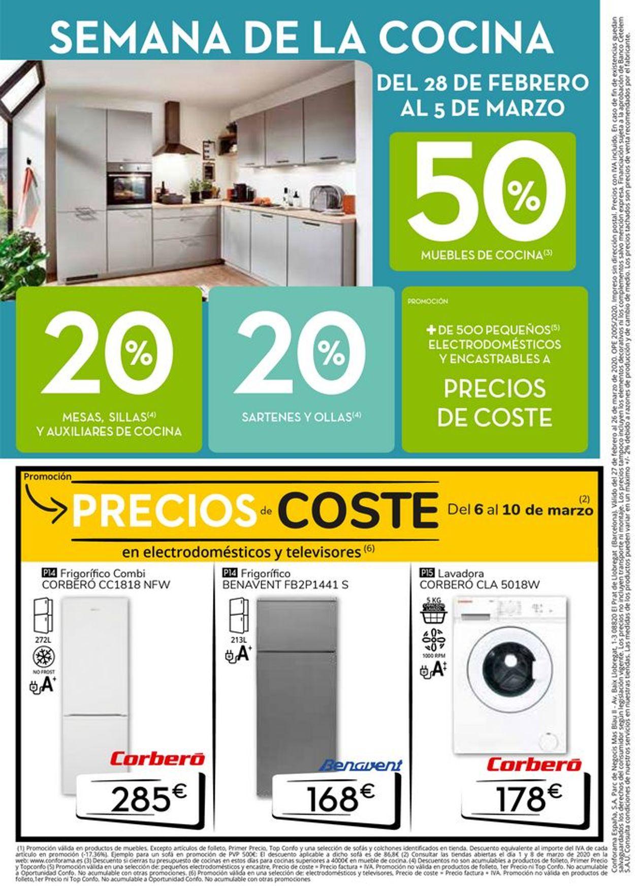 Conforama Folleto - 27.02-26.03.2020 (Página 16)