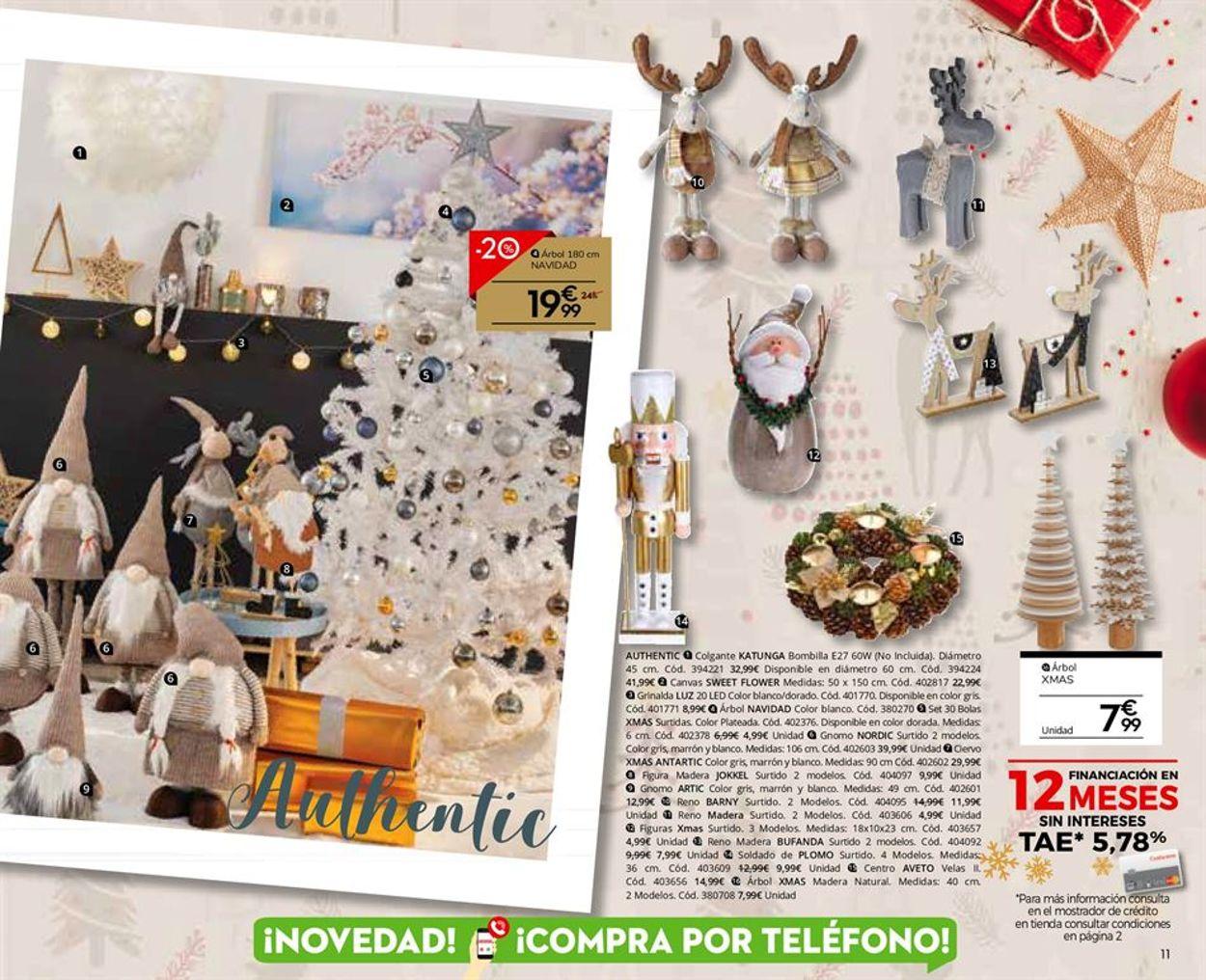 Conforama Folleto - 02.12-29.12.2020 (Página 11)
