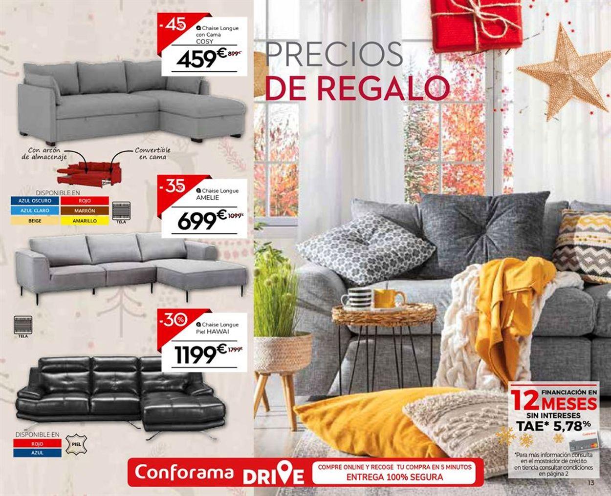 Conforama Folleto - 02.12-29.12.2020 (Página 13)