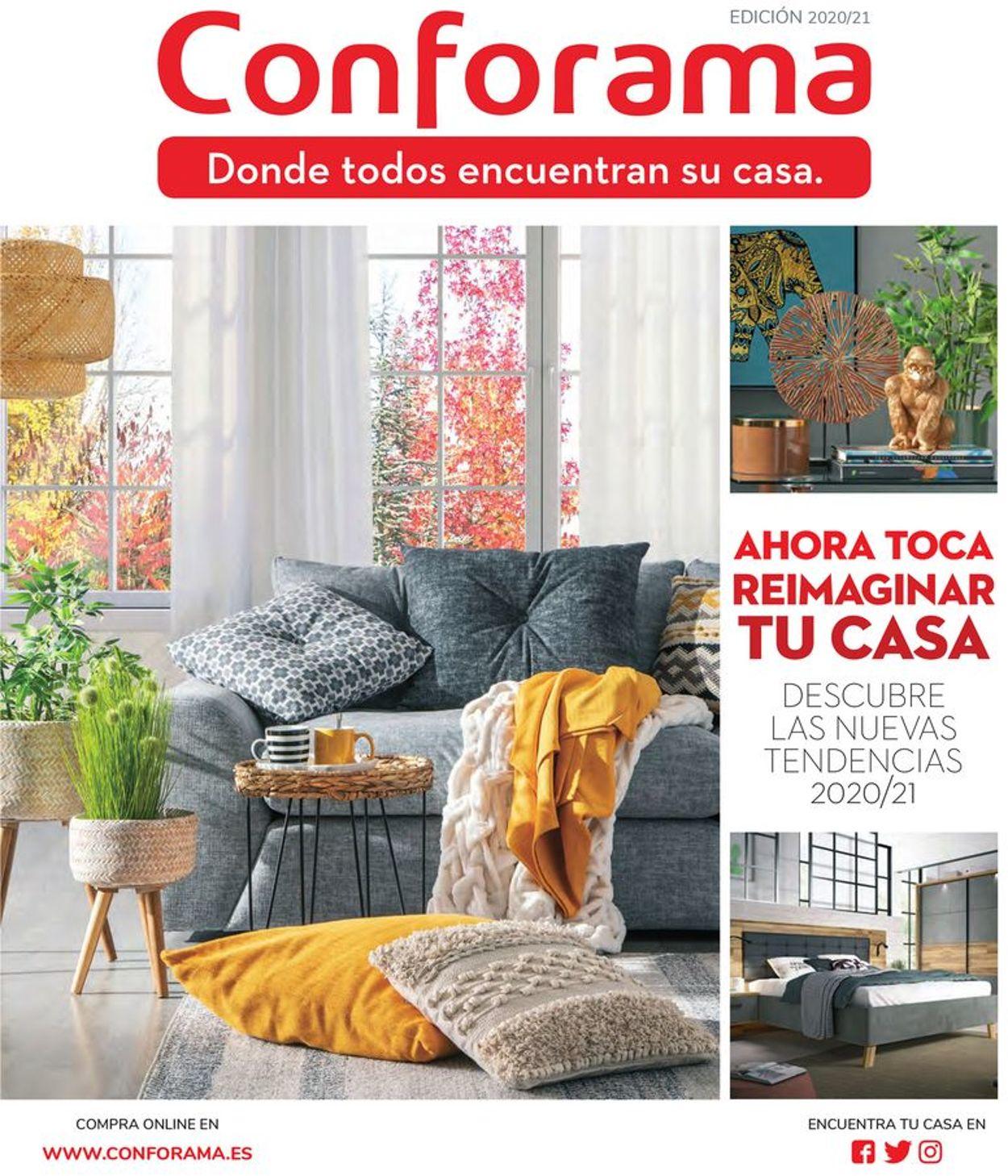 Conforama Folleto - 02.01-31.03.2021
