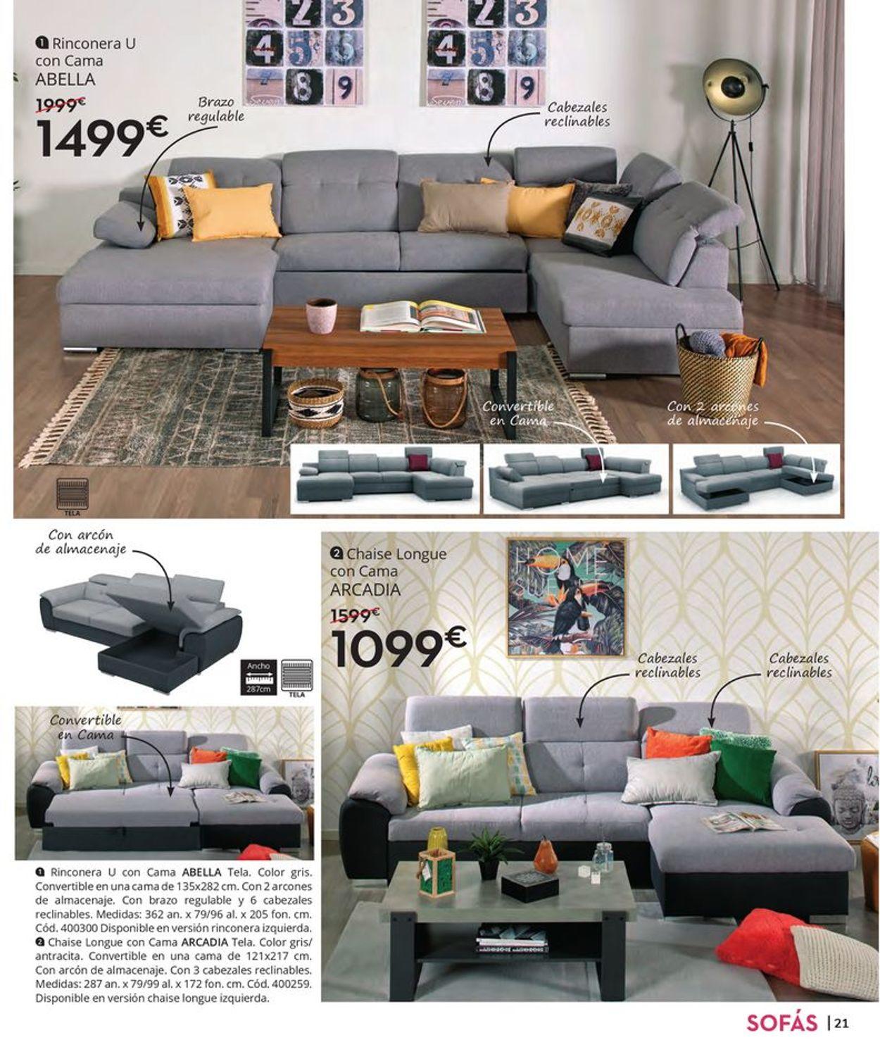 Conforama Folleto - 02.01-31.03.2021 (Página 21)