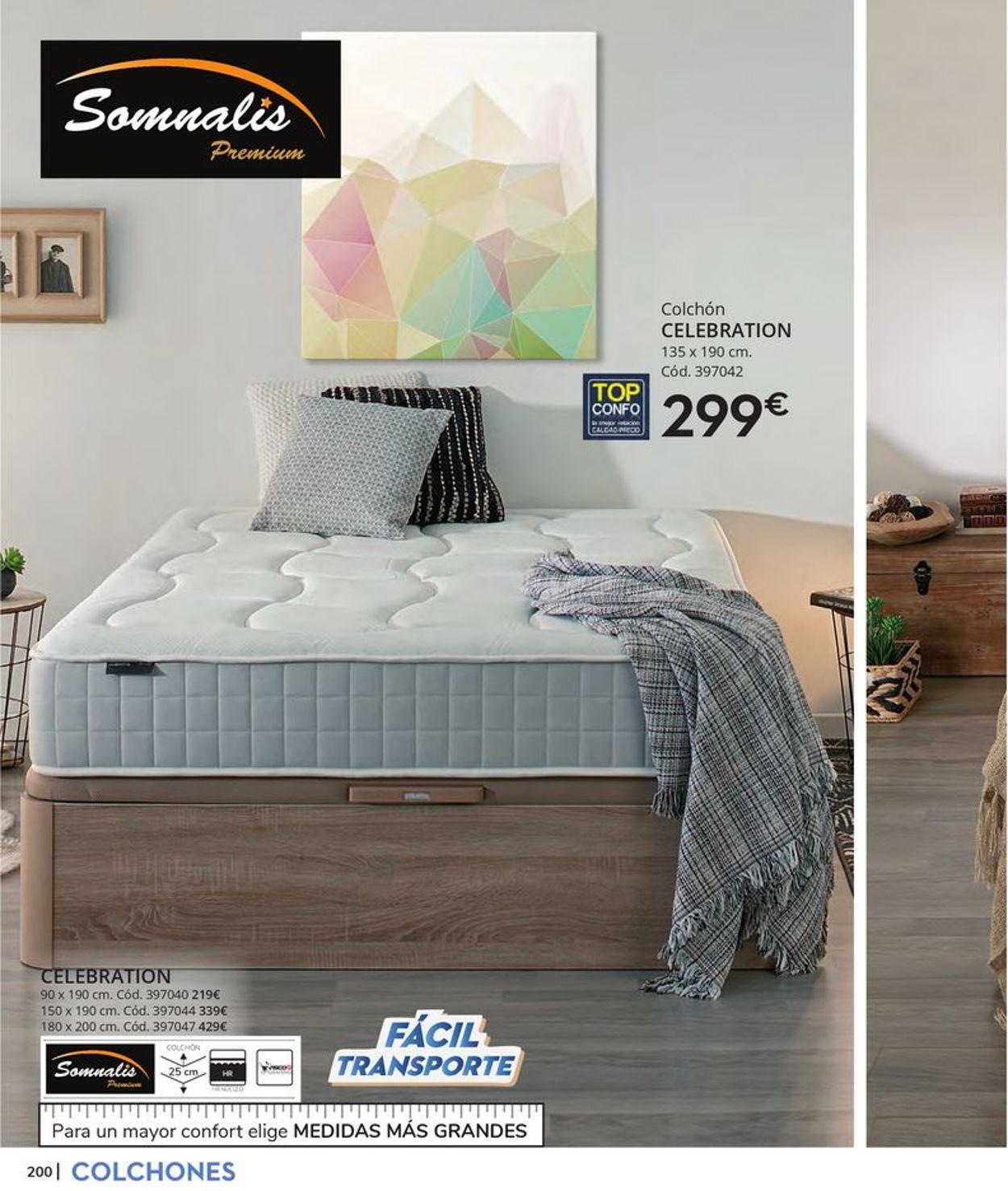 Conforama Folleto - 02.01-31.03.2021 (Página 200)