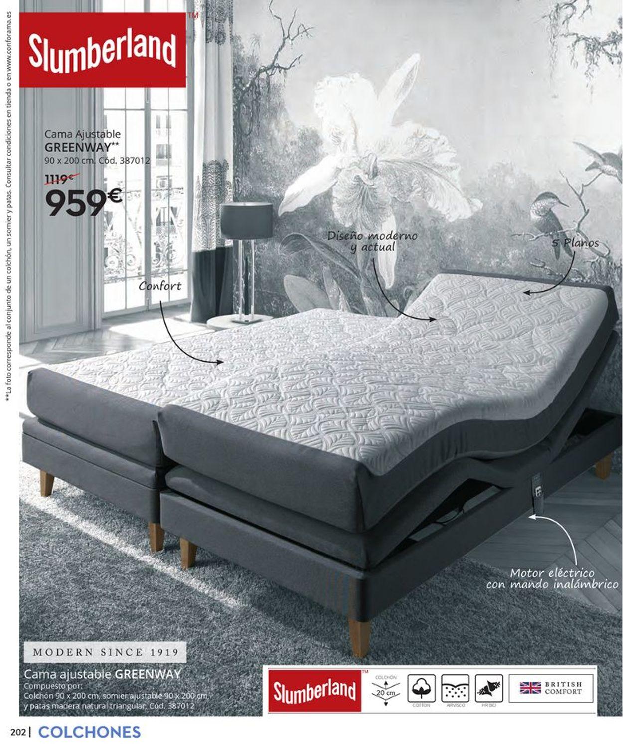 Conforama Folleto - 02.01-31.03.2021 (Página 202)